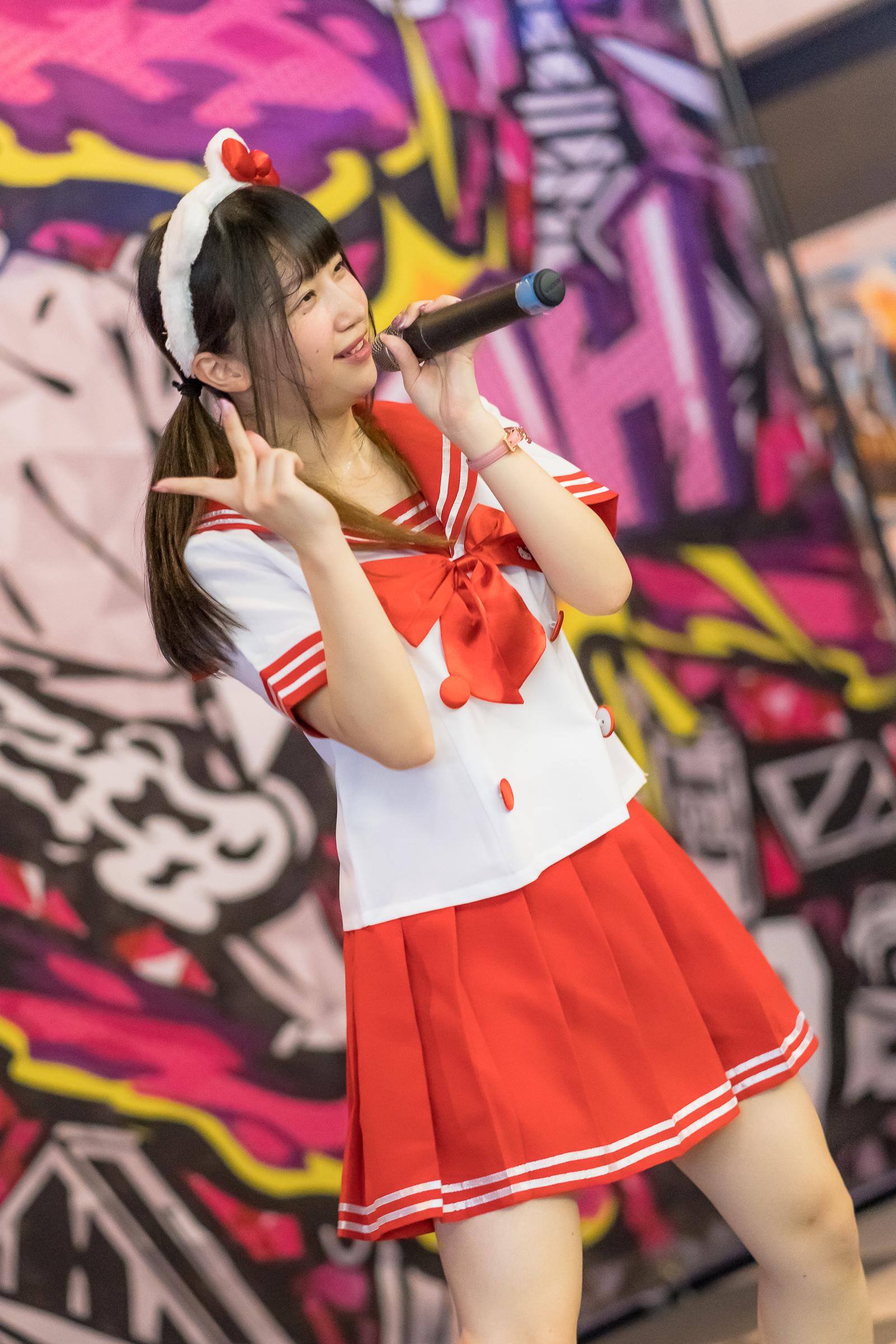 2代目HAPPY少女♪ きょうか ( 山田京佳 ) | ディノスパーク×ライブプロ マンスリーLIVE vol.8