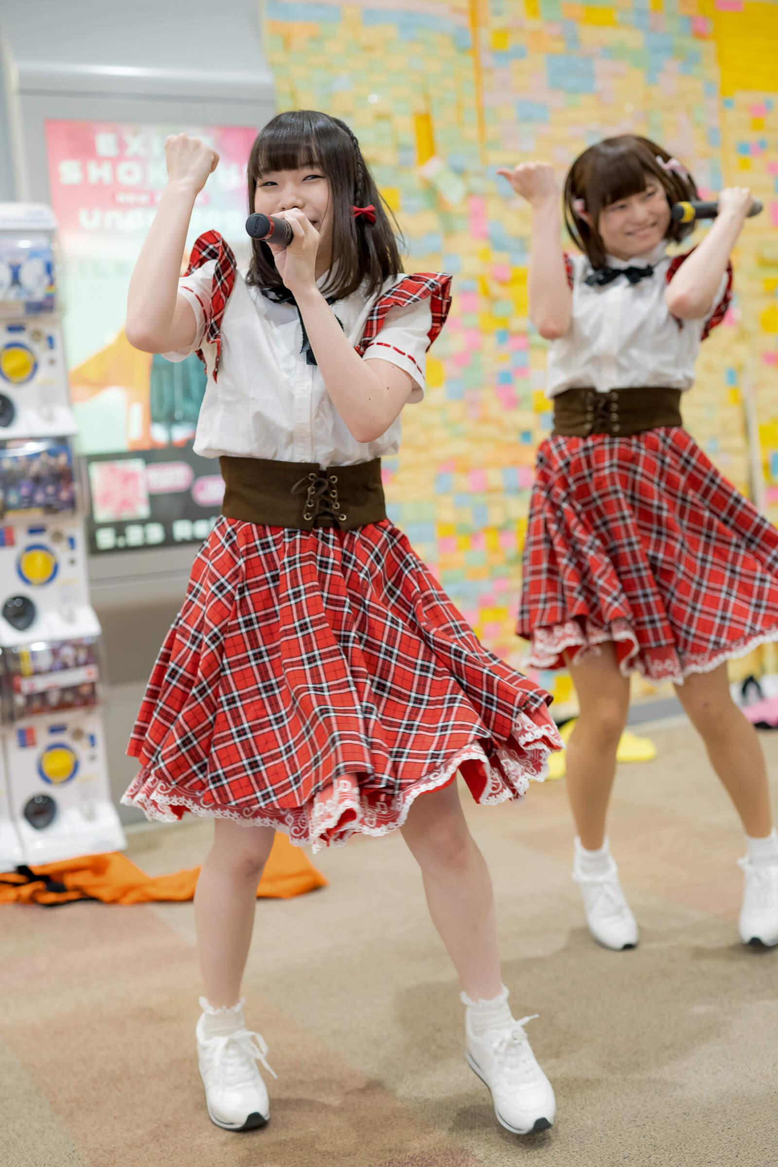 2代目HAPPY少女♪ やよたん ( 鈴木やよい ) | フルーティー♡メジャーシングル第2弾「FRONT LINER」リリースイベント