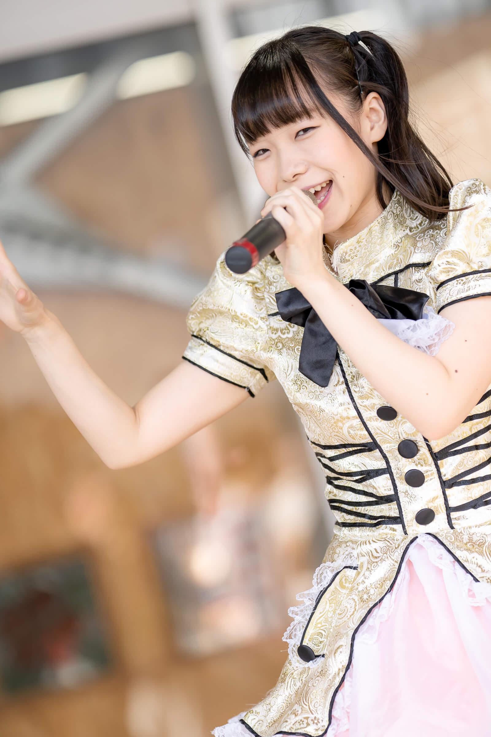 2代目HAPPY少女♪ やよたん ( 鈴木やよい )   第3回 oh!マガリ夏祭り