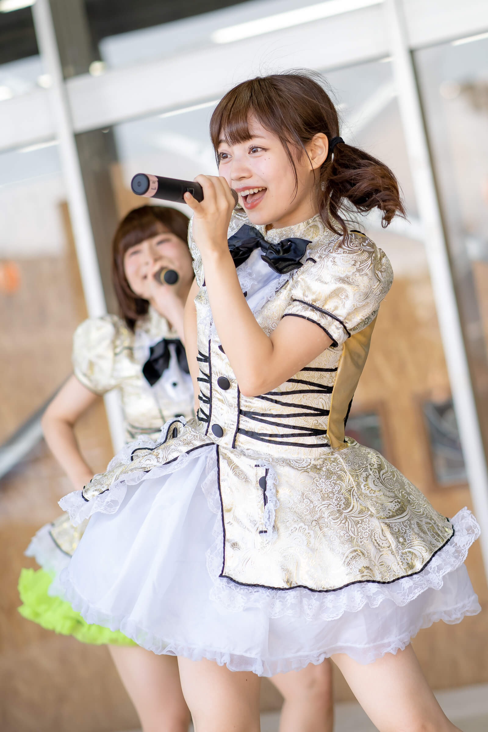 2代目HAPPY少女♪ ゆいな ( 宮崎ゆいな ) | 第3回 oh!マガリ夏祭り