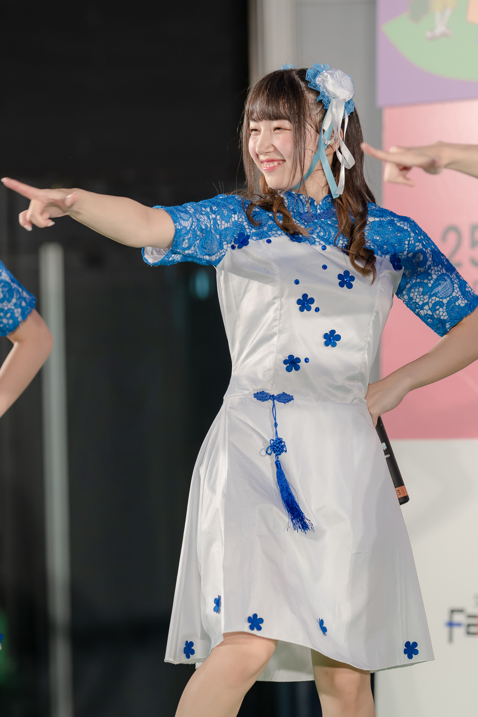 2代目HAPPY少女♪ きょうか ( 山田京佳 ) | サッポロファクトリーウイークデーライブ