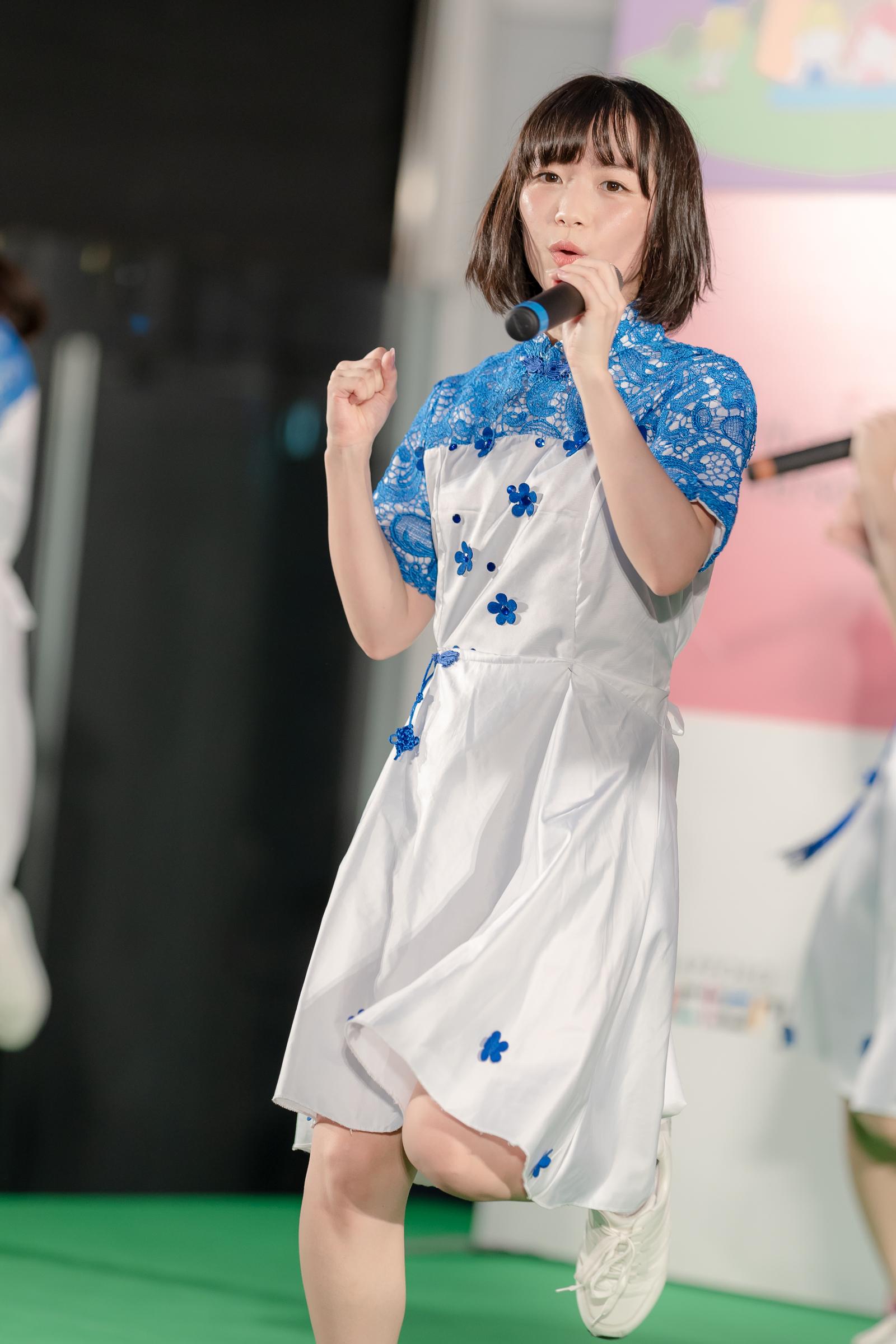 2代目HAPPY少女♪ みっちょ ( 本田みく ) | サッポロファクトリーウイークデーライブ