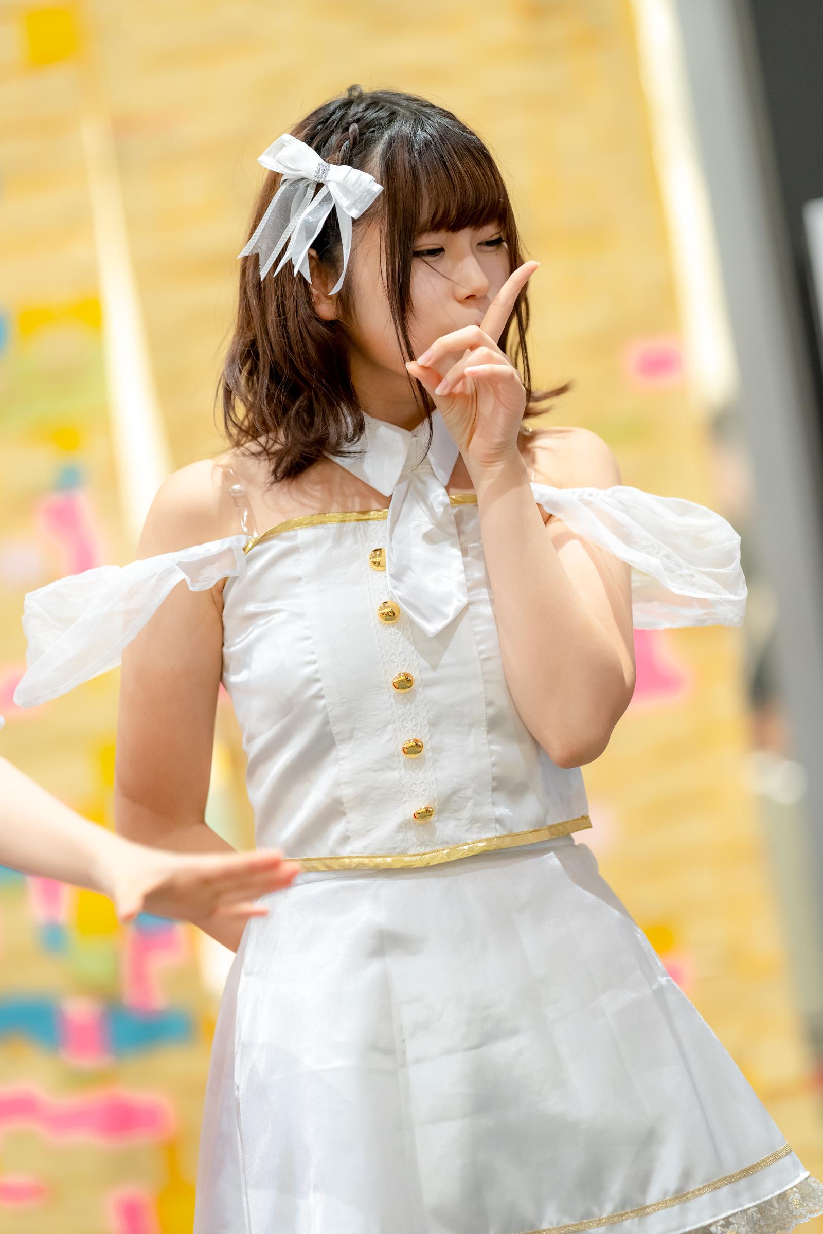 フルーティー♡ あいか ( 成瀬愛夏 ) | メジャーシングル第2弾「FRONT LINER」リリースイベント