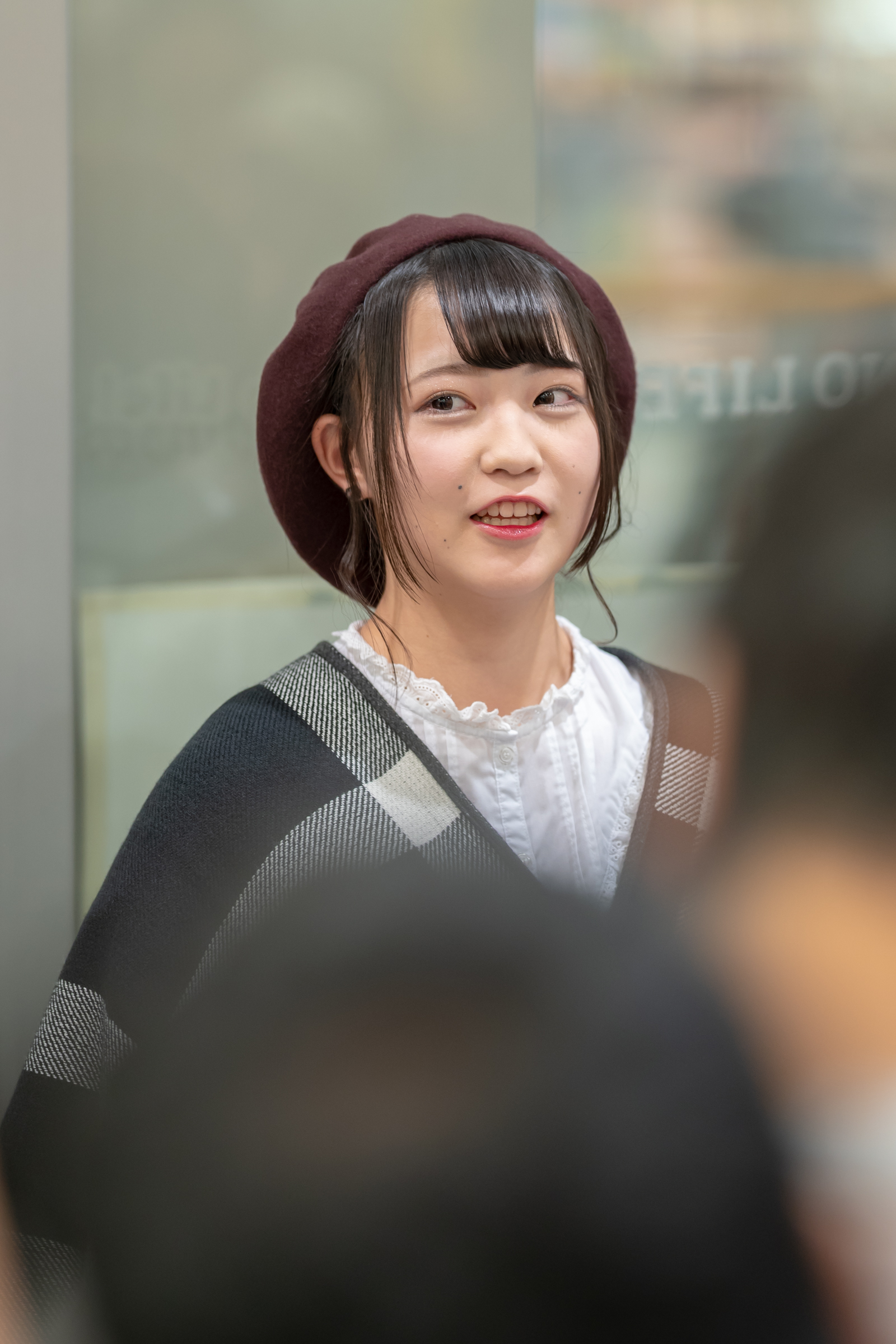 フルーティー♡ きょうか ( 宮崎杏花 ) | メジャーシングル第2弾「FRONT LINER」リリースイベント