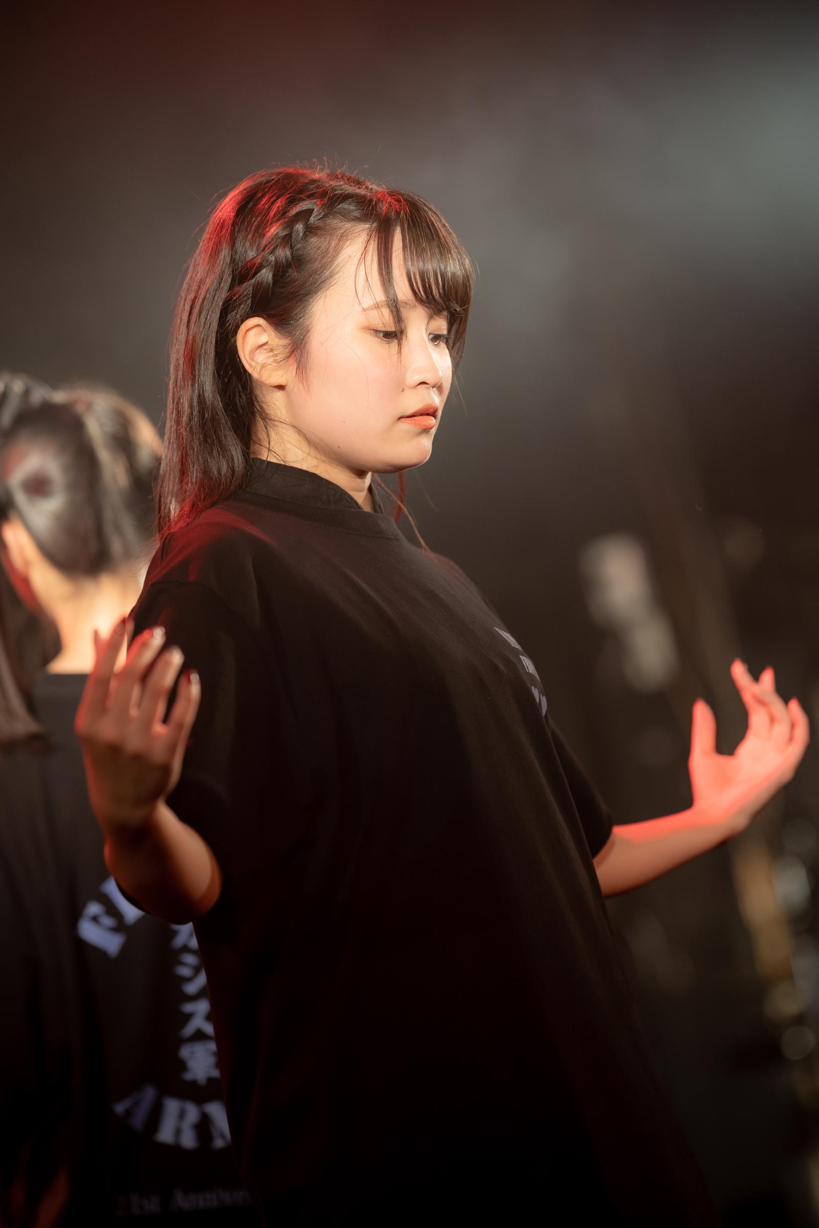 フルーティー♡ みさと ( 須藤美里 ) | フルーティー定期公演フルーツバスケット~おまる生誕~
