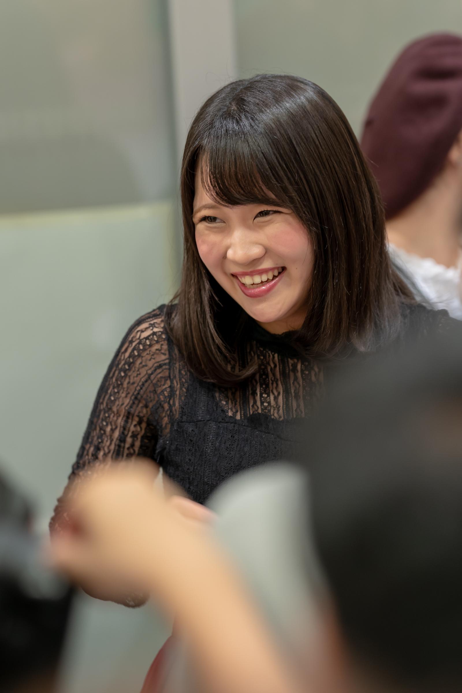 フルーティー♡ みさと ( 須藤美里 ) | メジャーシングル第2弾「FRONT LINER」リリースイベント