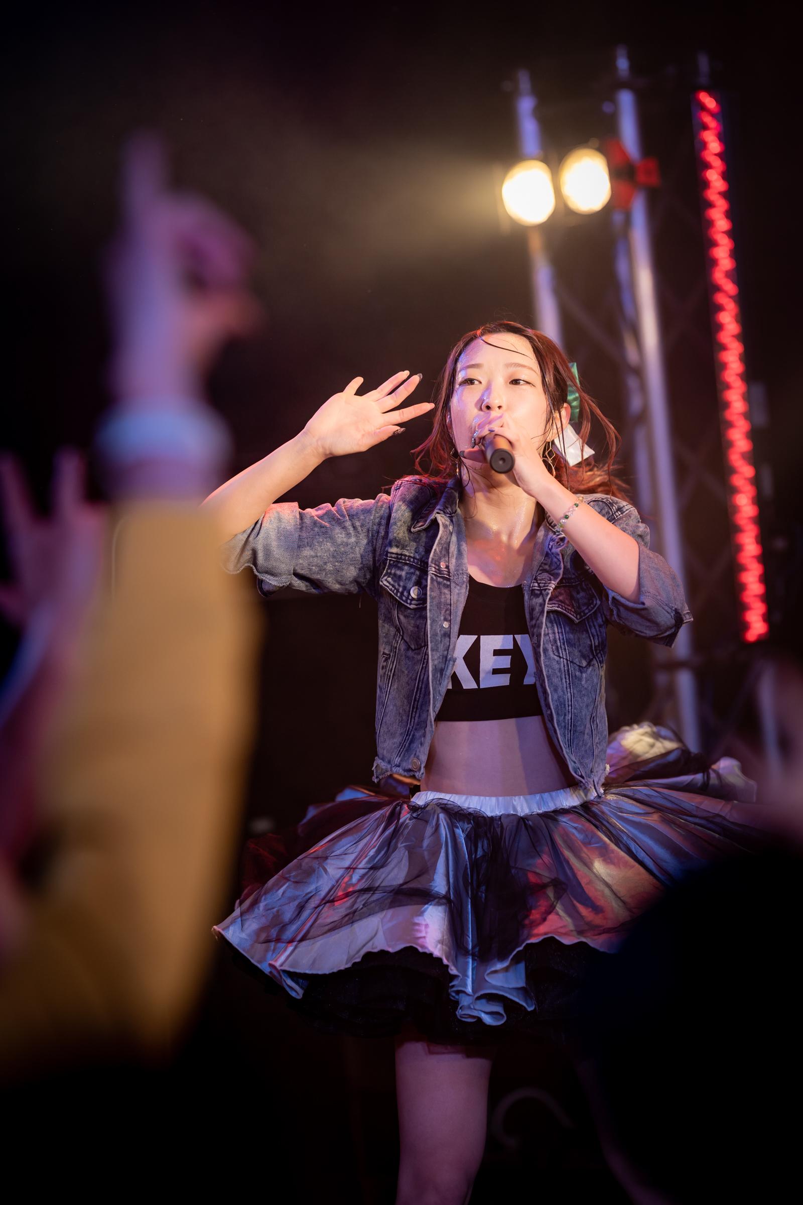 フルーティー♡ おばち ( 小原優花 ) | たぬツイ – ライブプロ AND 20min Special