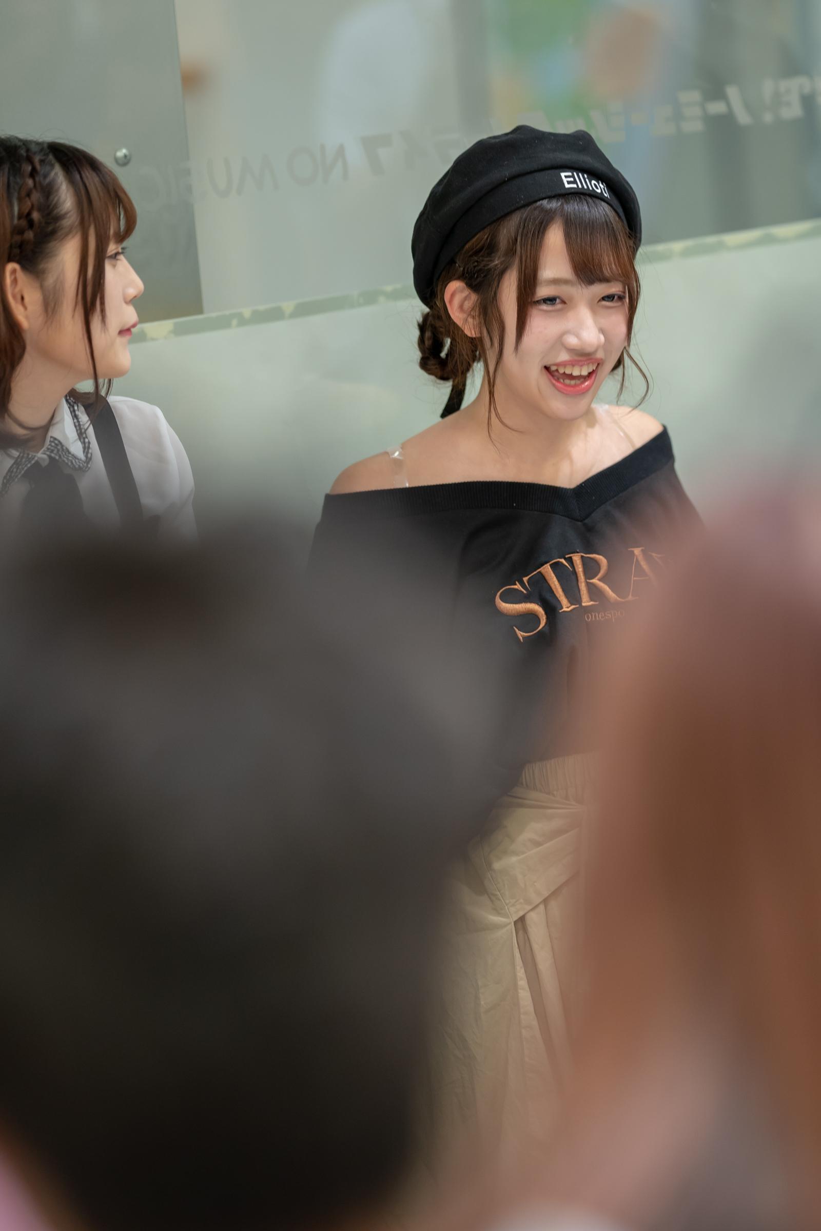 フルーティー♡ プりな ( 黒澤里那 ) | メジャーシングル第2弾「FRONT LINER」リリースイベント