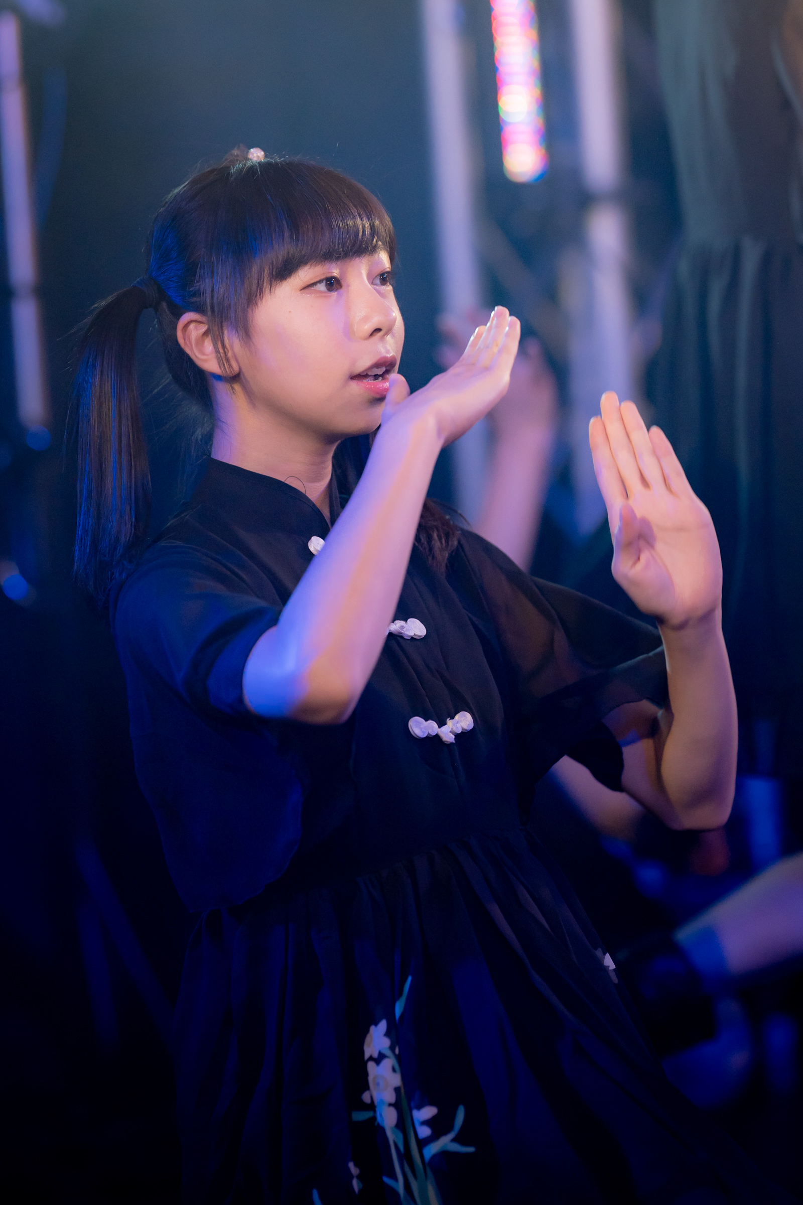 フルーティー♡ さえ ( 大井彩愛 )   フルーティー定期公演フルーツバスケット~おまる生誕~