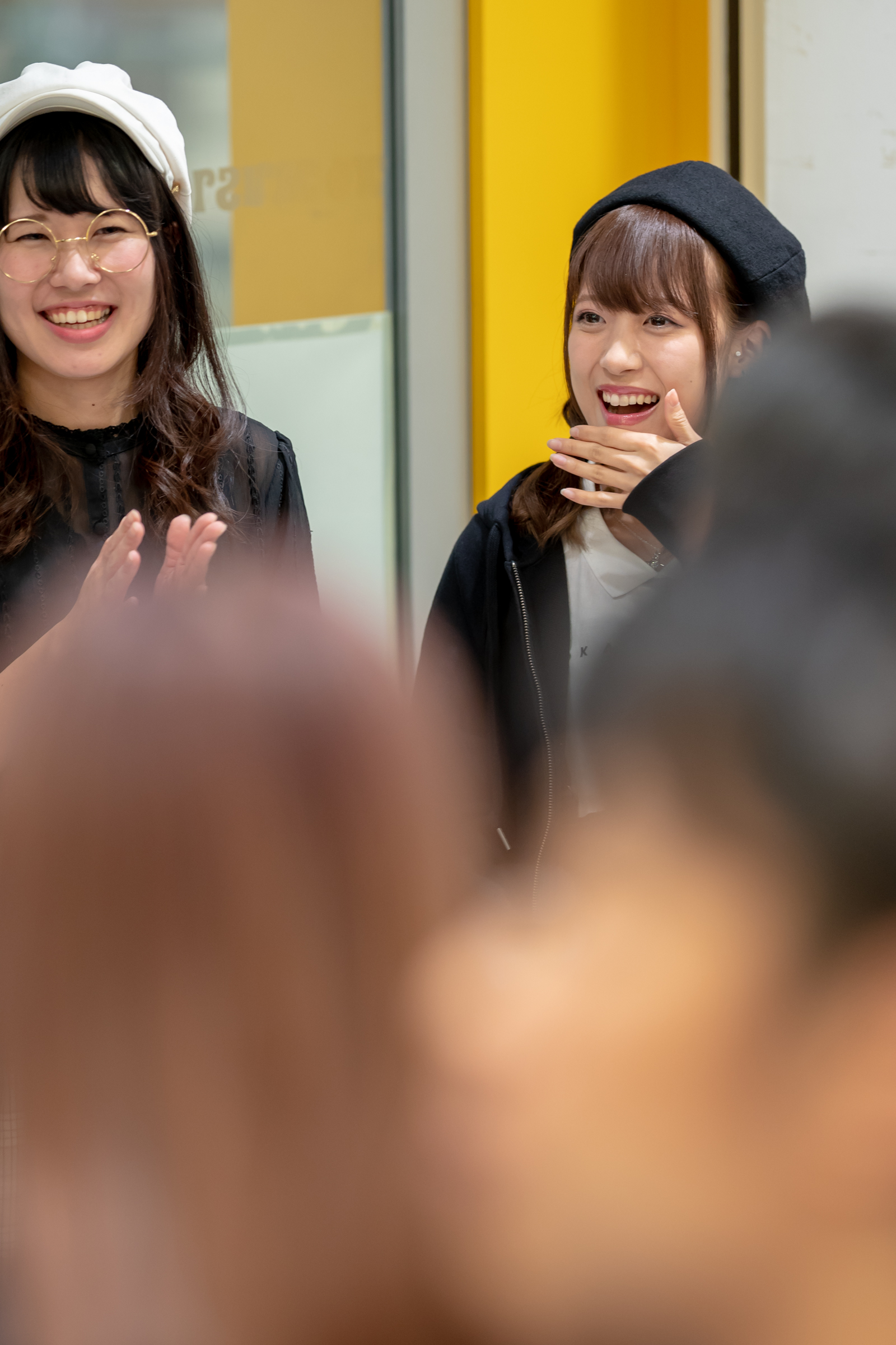 フルーティー♡ さい ( 北出彩 ) | メジャーシングル第2弾「FRONT LINER」リリースイベント