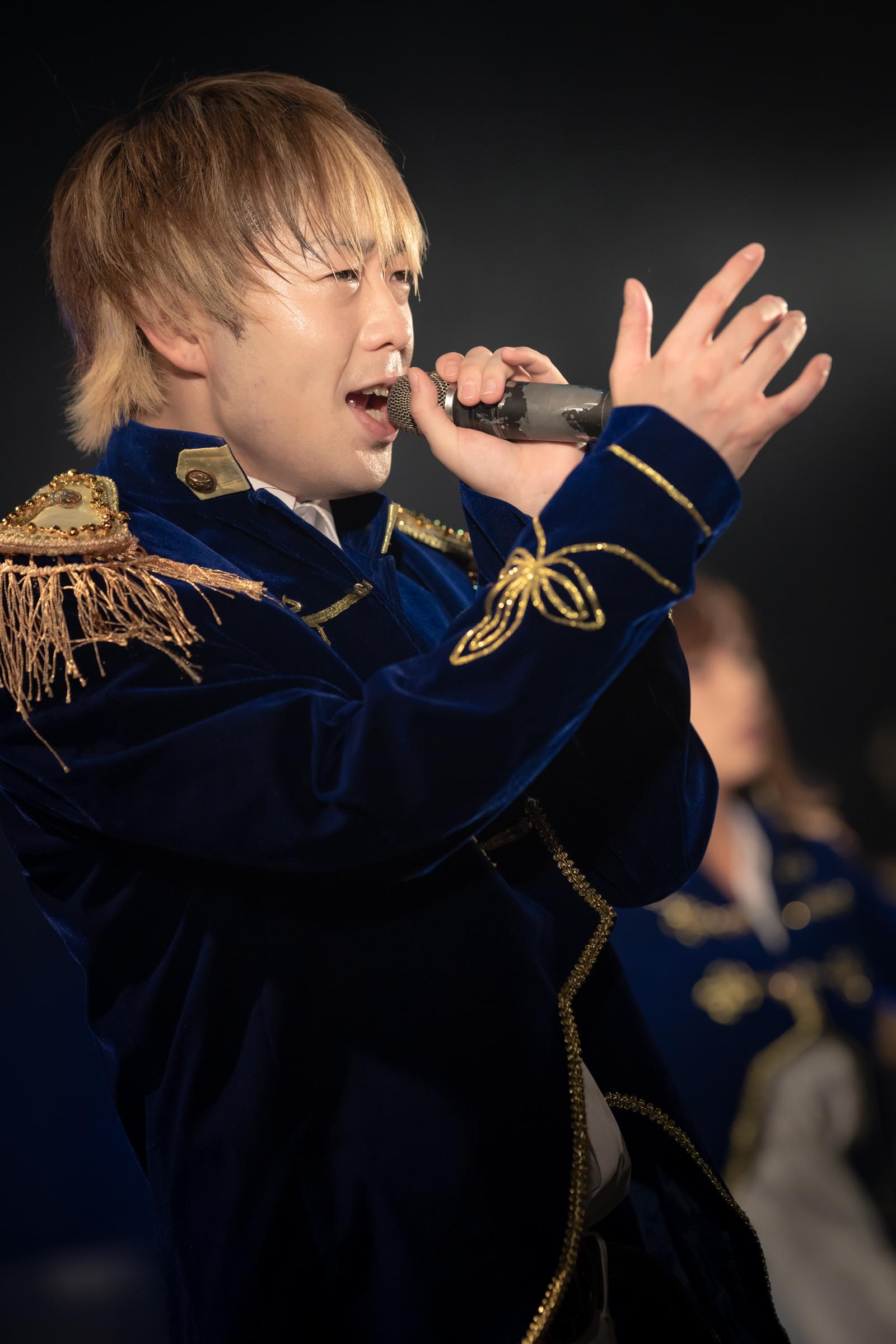 G.E.E.K RYO | フルーティー定期公演フルーツバスケット~おまる生誕~