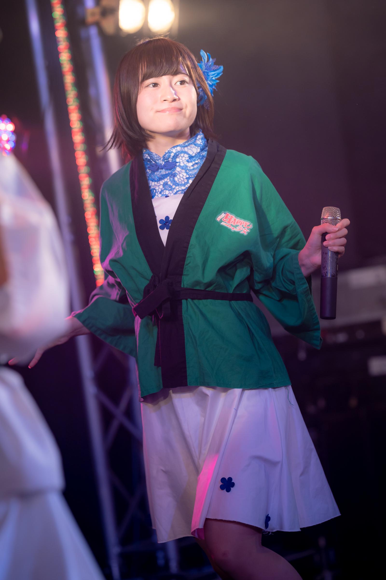 2代目HAPPY少女♪ あゆみ ( 新谷亜由美 ) | フルーティー定期公演フルーツバスケット~おまる生誕~
