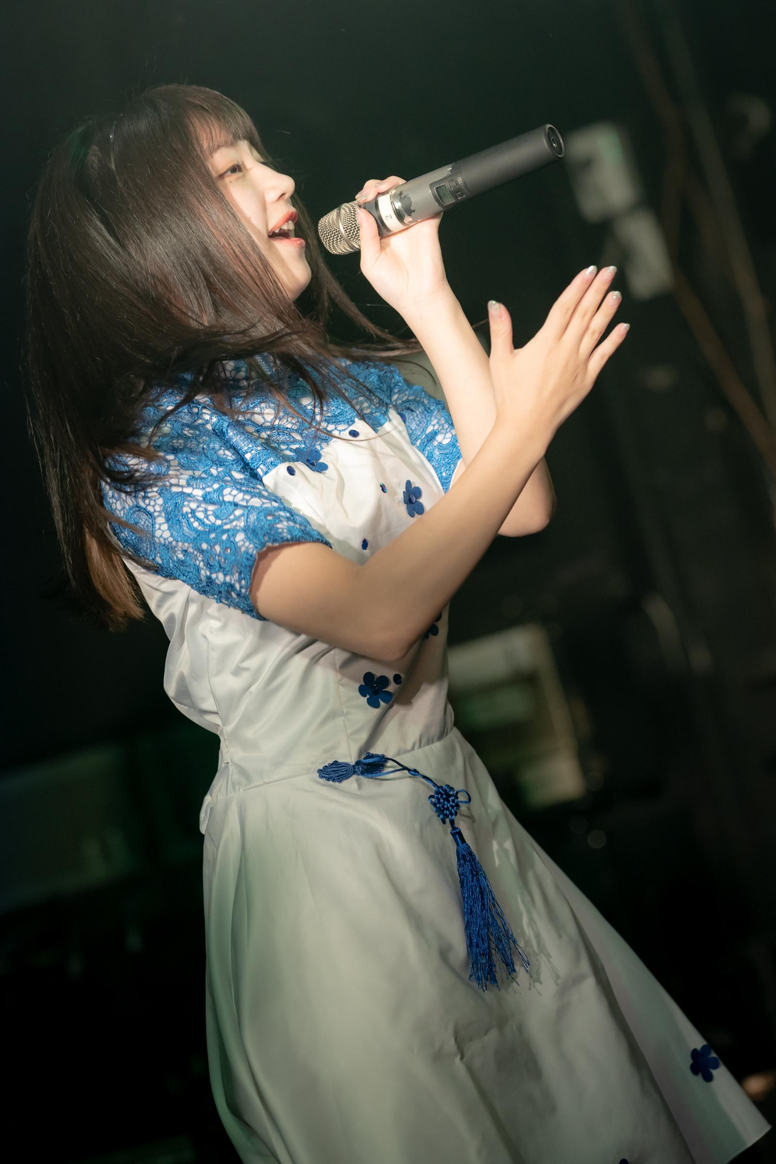 2代目HAPPY少女♪ きょうか ( 山田京佳 ) | フルーティー定期公演フルーツバスケット~おまる生誕~