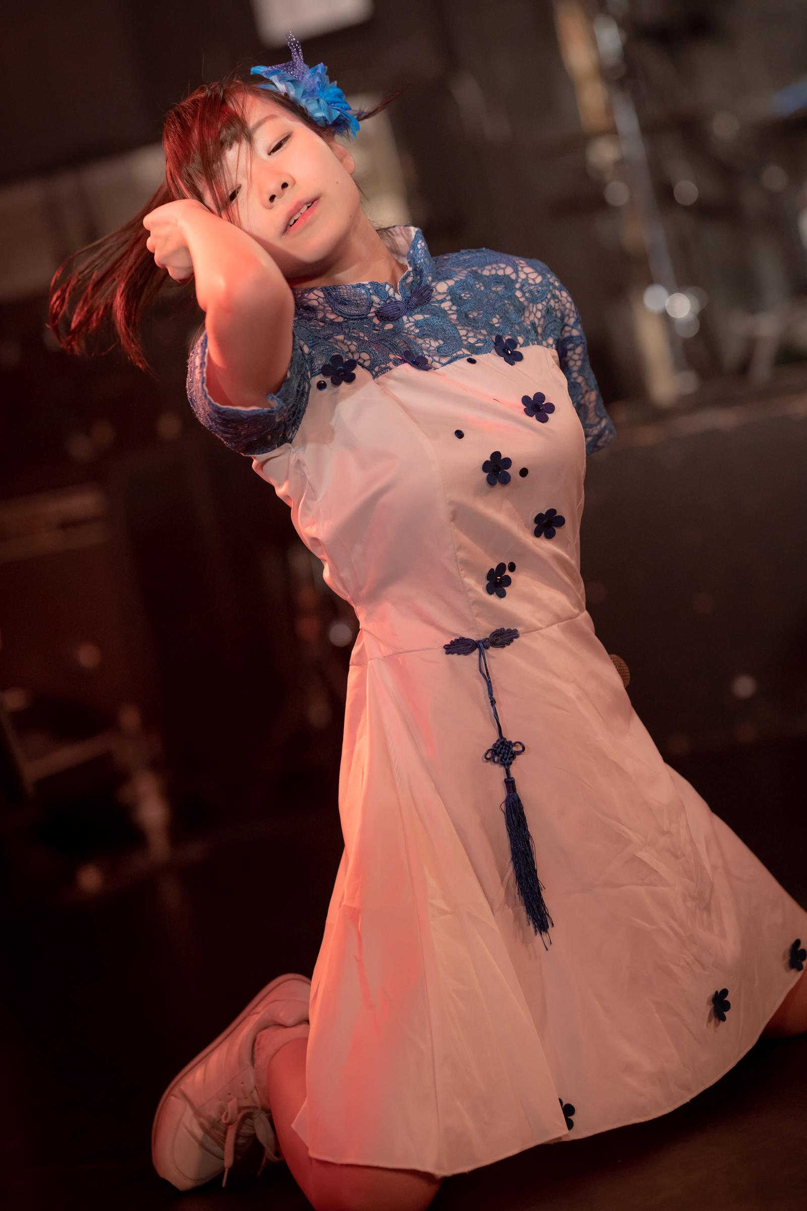 2代目HAPPY少女♪ やよたん ( 鈴木やよい ) | フルーティー定期公演フルーツバスケット~おまる生誕~