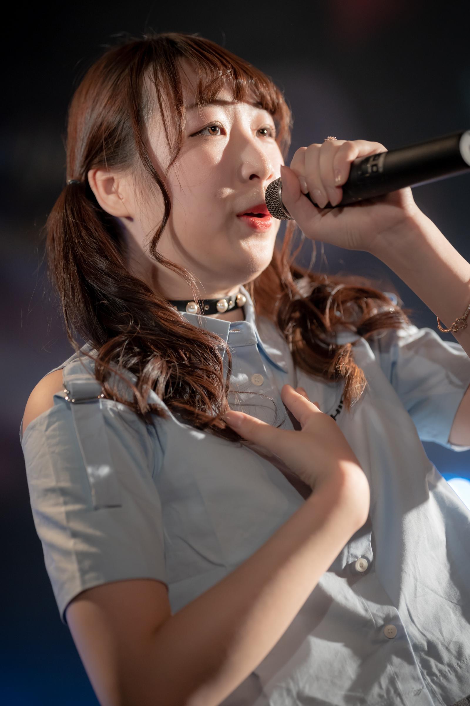 ICE☆PASTEL のんちゃん ( 木田葉音 ) | フルーティー定期公演フルーツバスケット~おまる生誕~