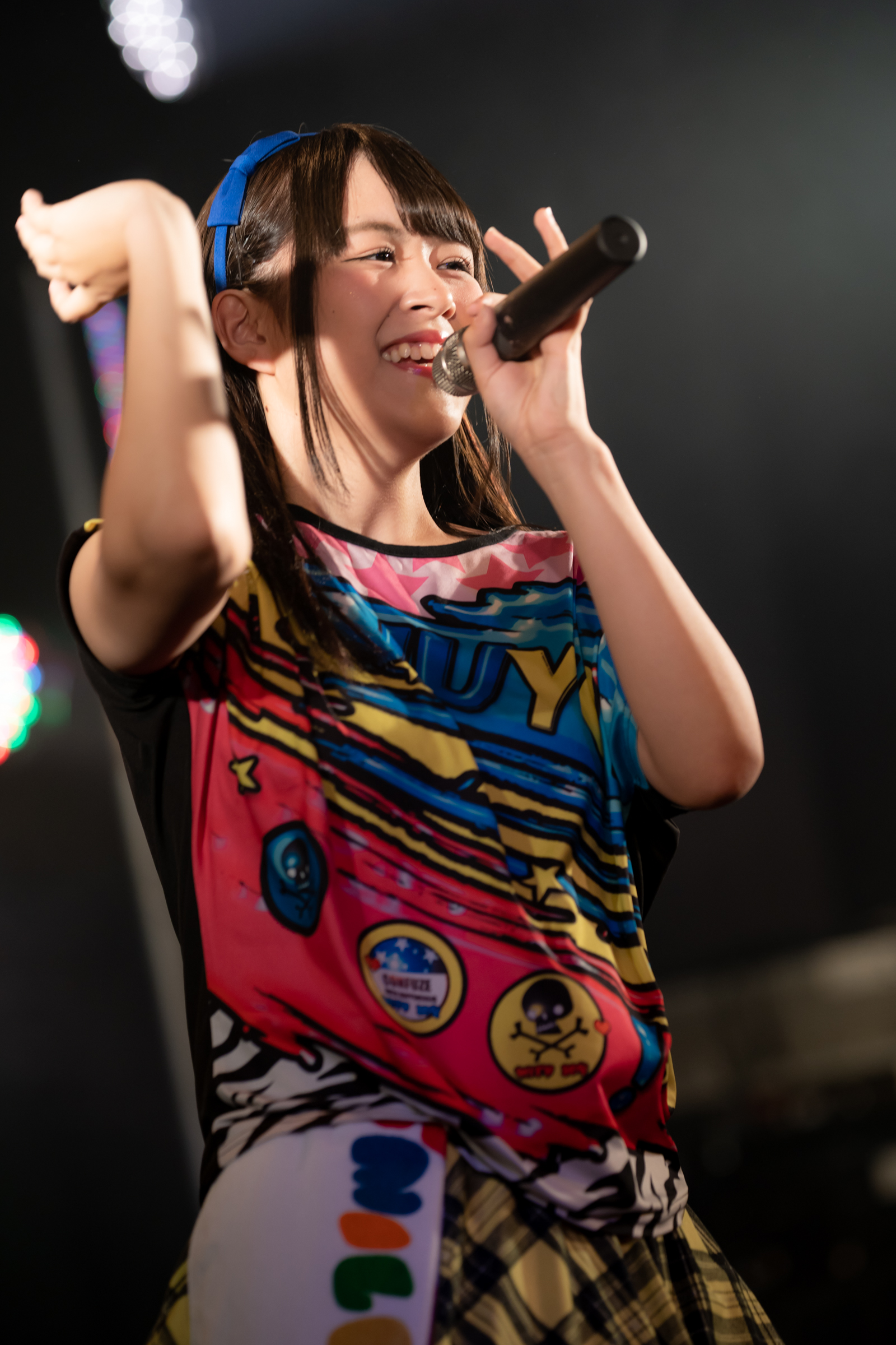 POPPING☆SMILE あいり ( 永山愛梨 ) | フルーティー定期公演フルーツバスケット~おまる生誕~