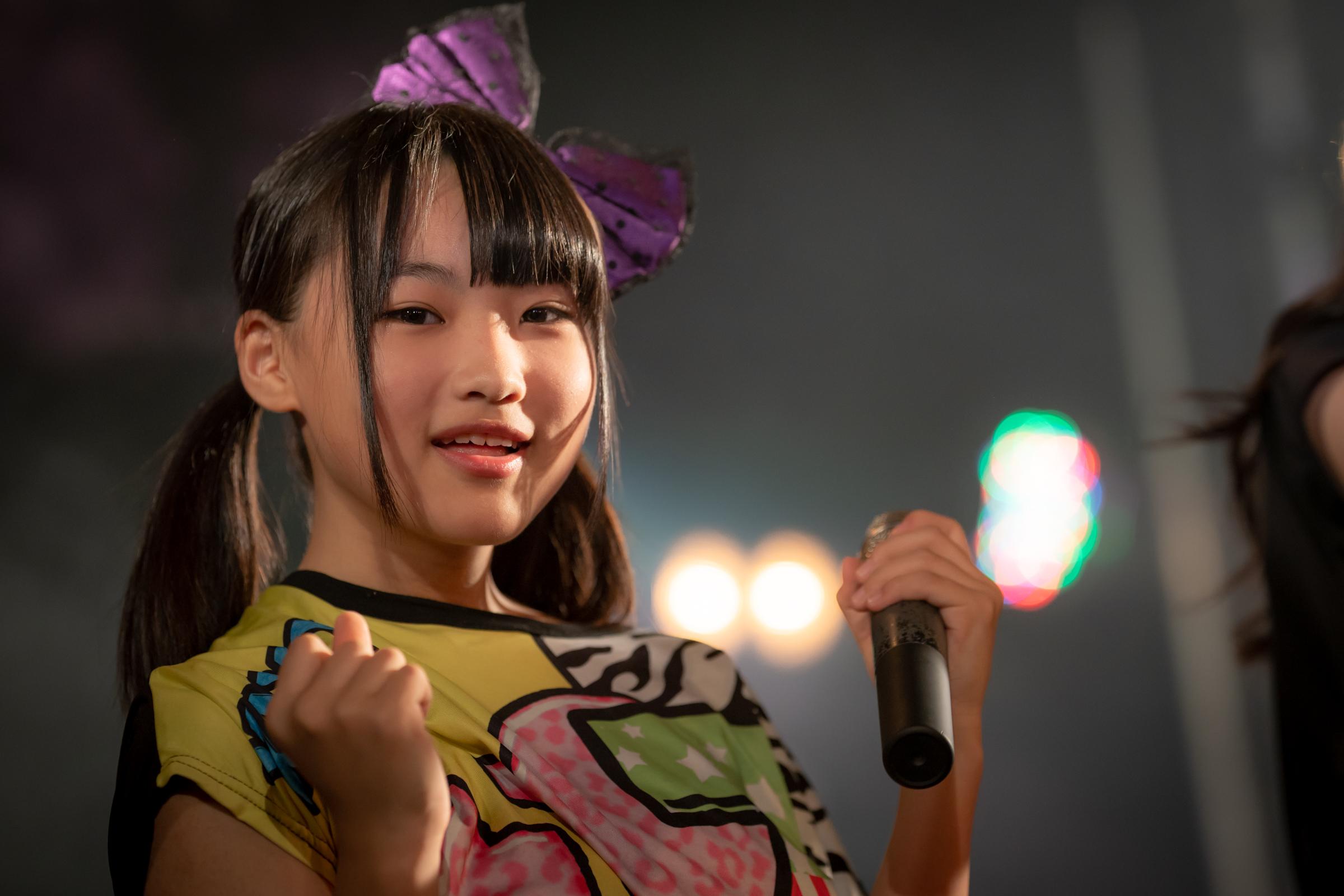 POPPING☆SMILE りん ( 谷本りん ) | フルーティー定期公演フルーツバスケット~おまる生誕~
