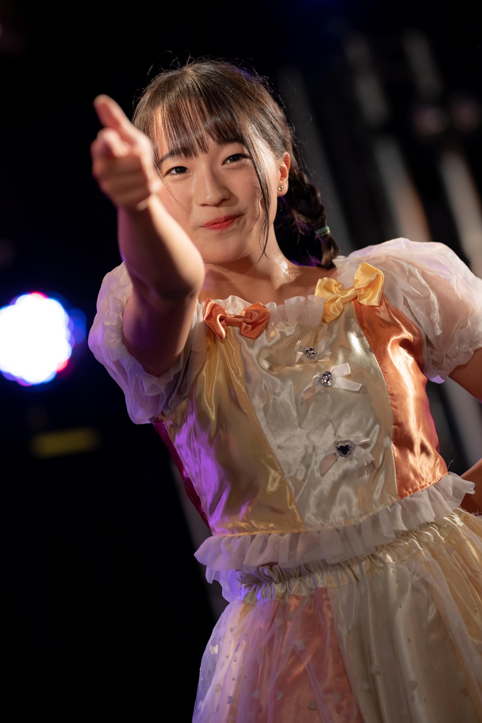 ぷりんせす♡たいむ ひーちゃん ( 阿部寿世 ) | フルーティー定期公演フルーツバスケット~おまる生誕~