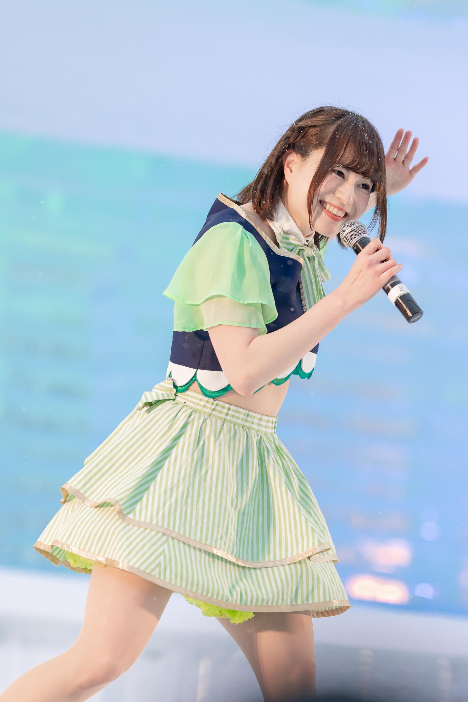 2代目HAPPY少女♪ あゆみ ( 新谷亜由美 ) | 第70回さっぽろ雪まつり