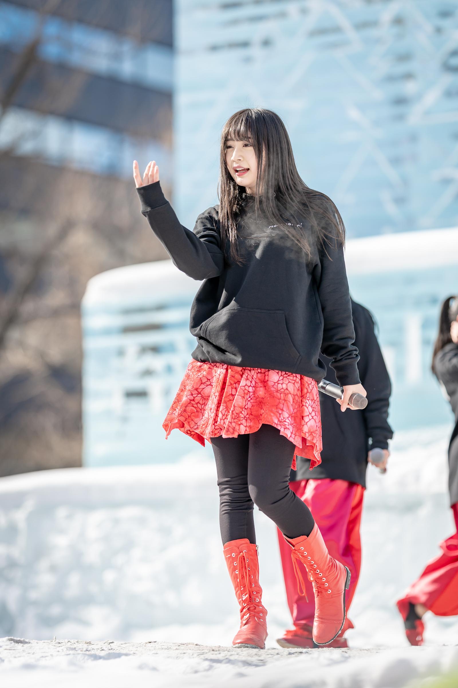 monogatari 香山あむ | 第70回さっぽろ雪まつり