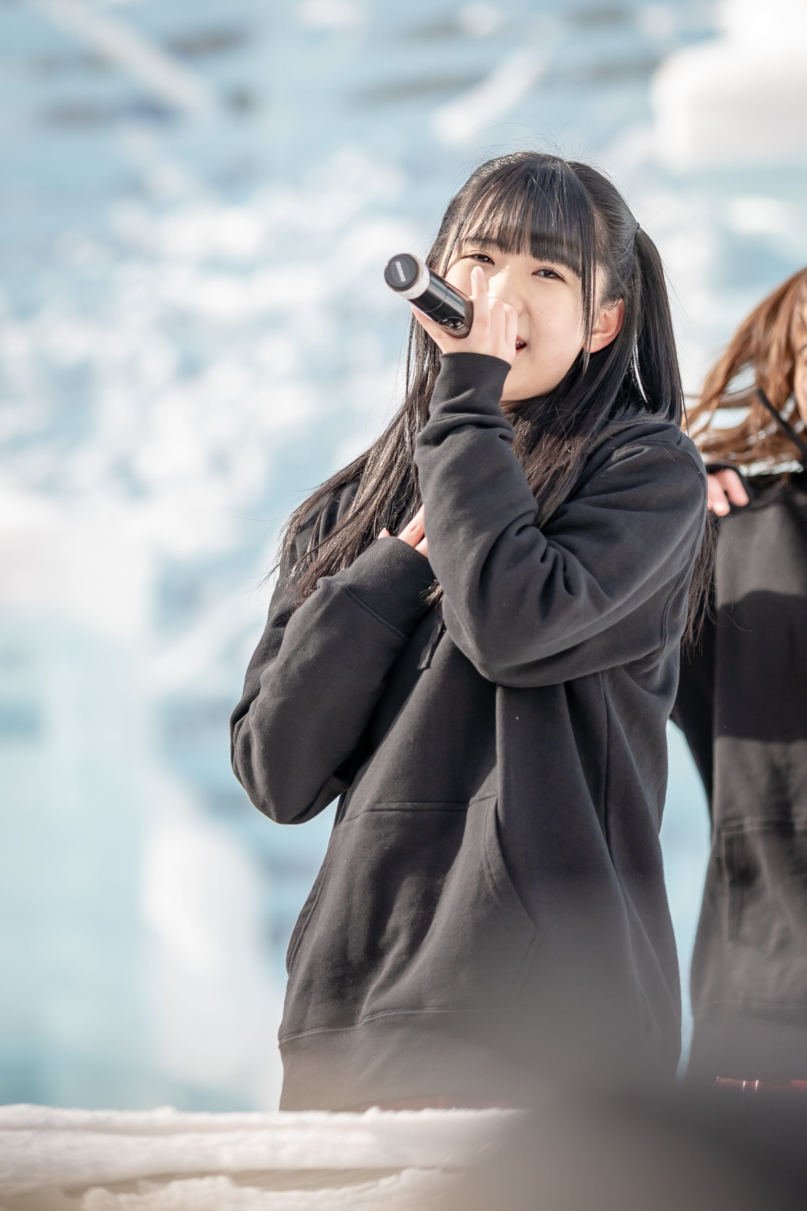 monogatari 倉澤遥   第70回さっぽろ雪まつり