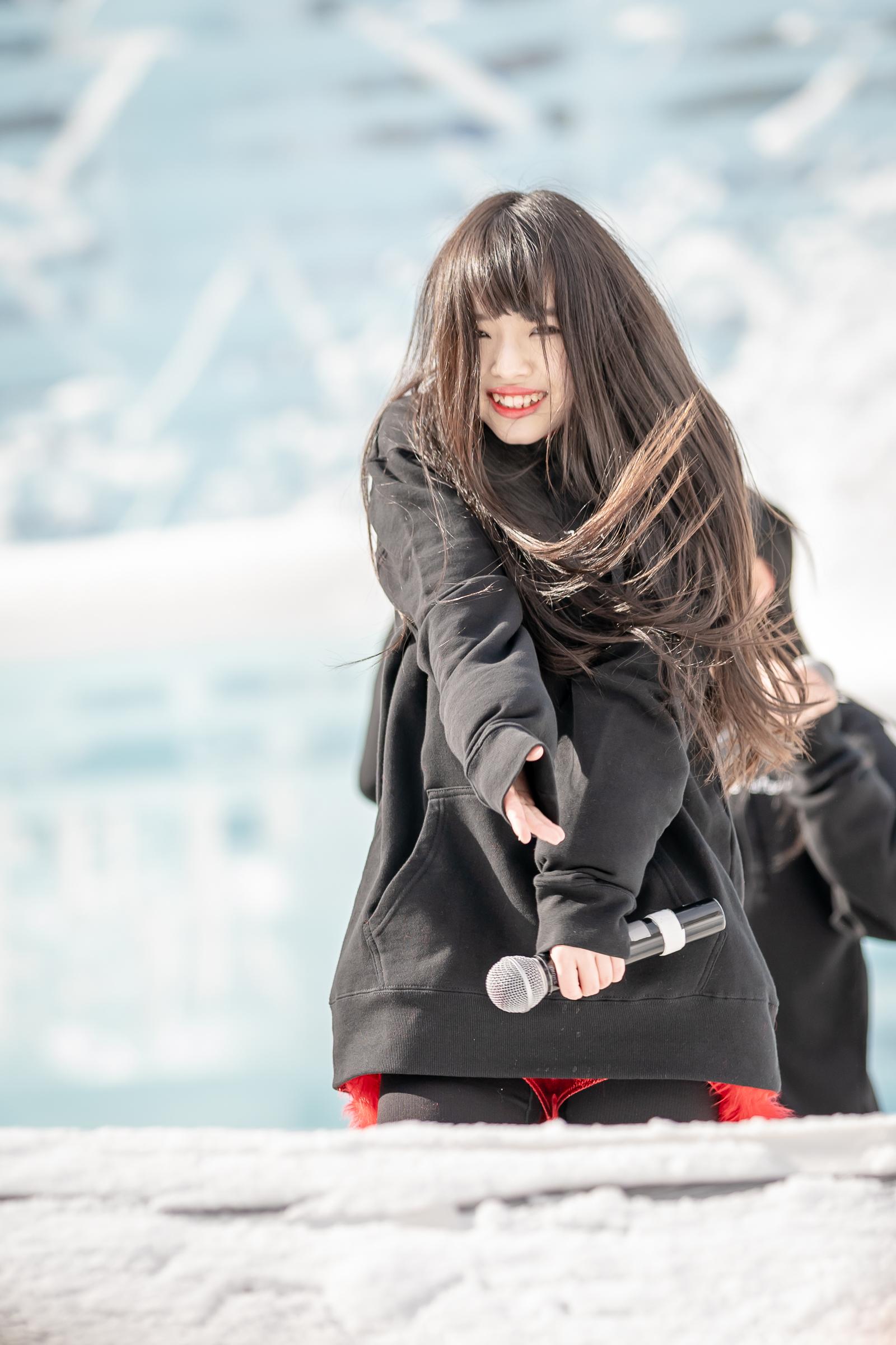 monogatari 福本カレン | 第70回さっぽろ雪まつり