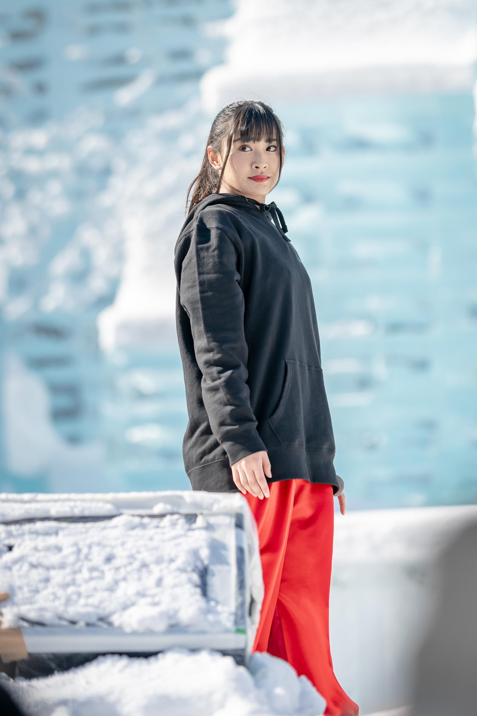 monogatari 工藤茶南 | 第70回さっぽろ雪まつり