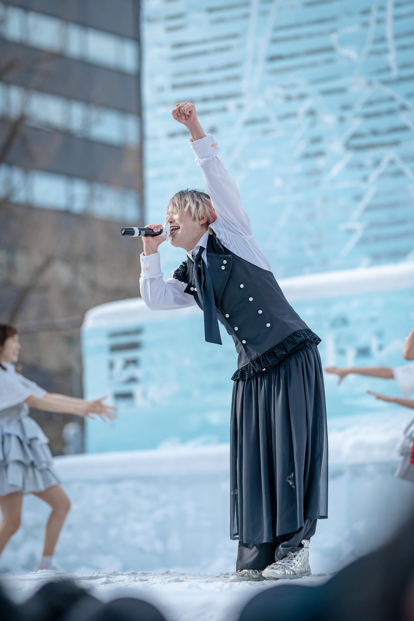青SHUN学園  ( SHUN ) | 第70回さっぽろ雪まつり