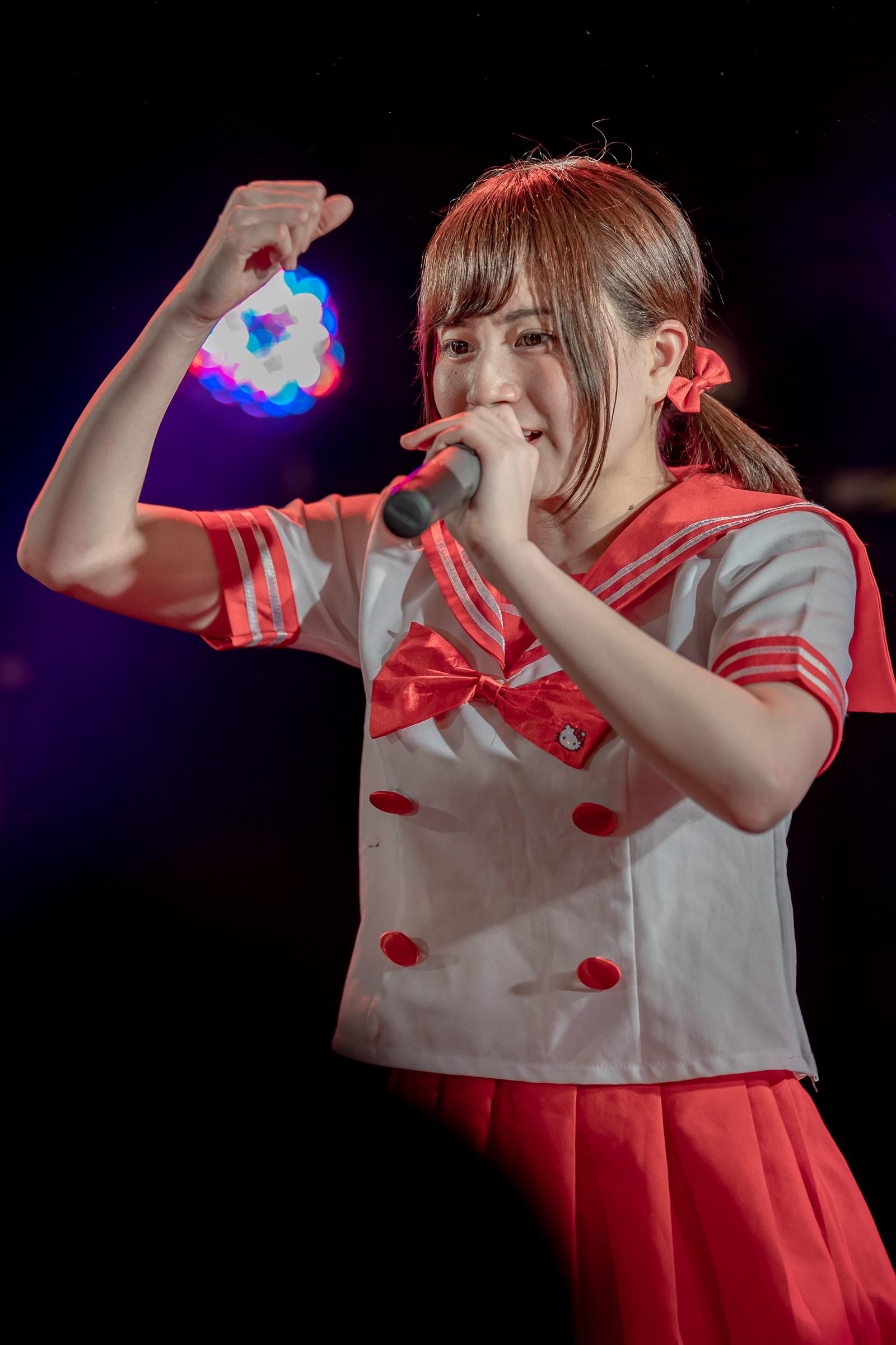 3代目HAPPY少女♪ あゆみ ( 新谷亜由美 )
