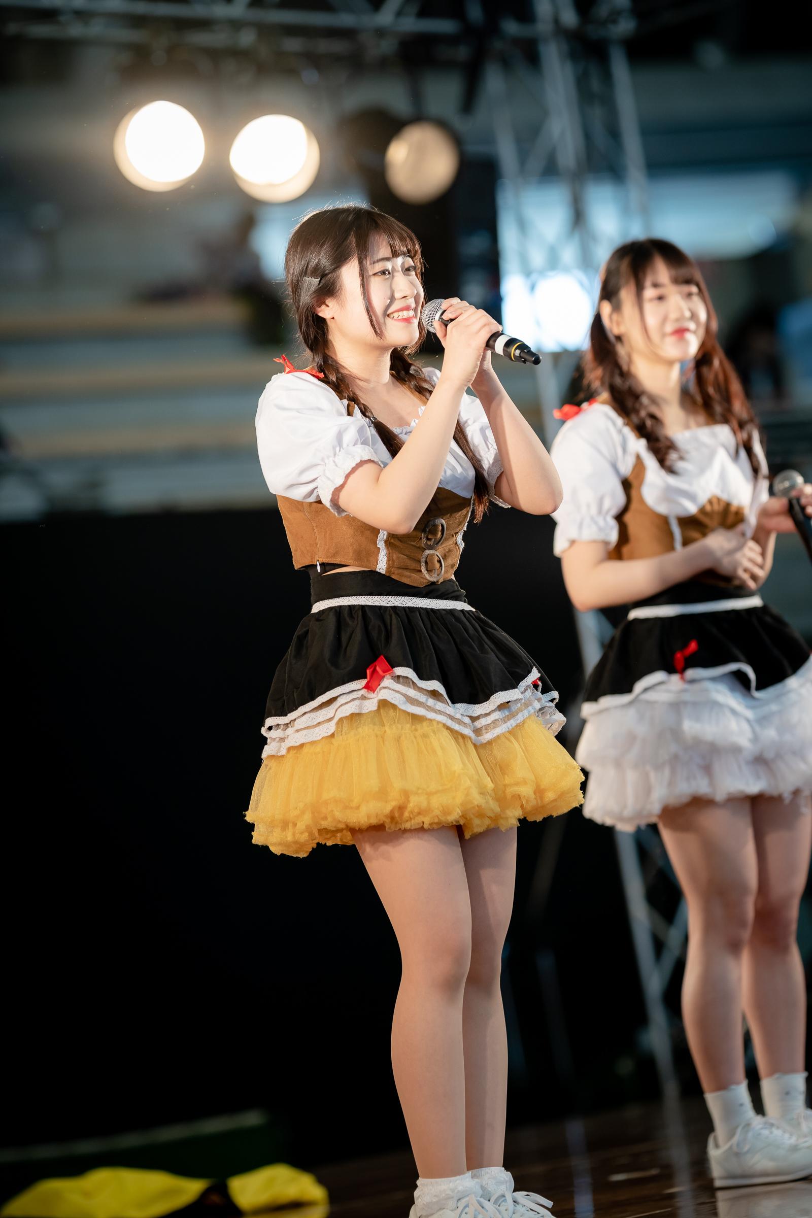 3代目HAPPY少女♪ れいか ( 鳴海れいか )