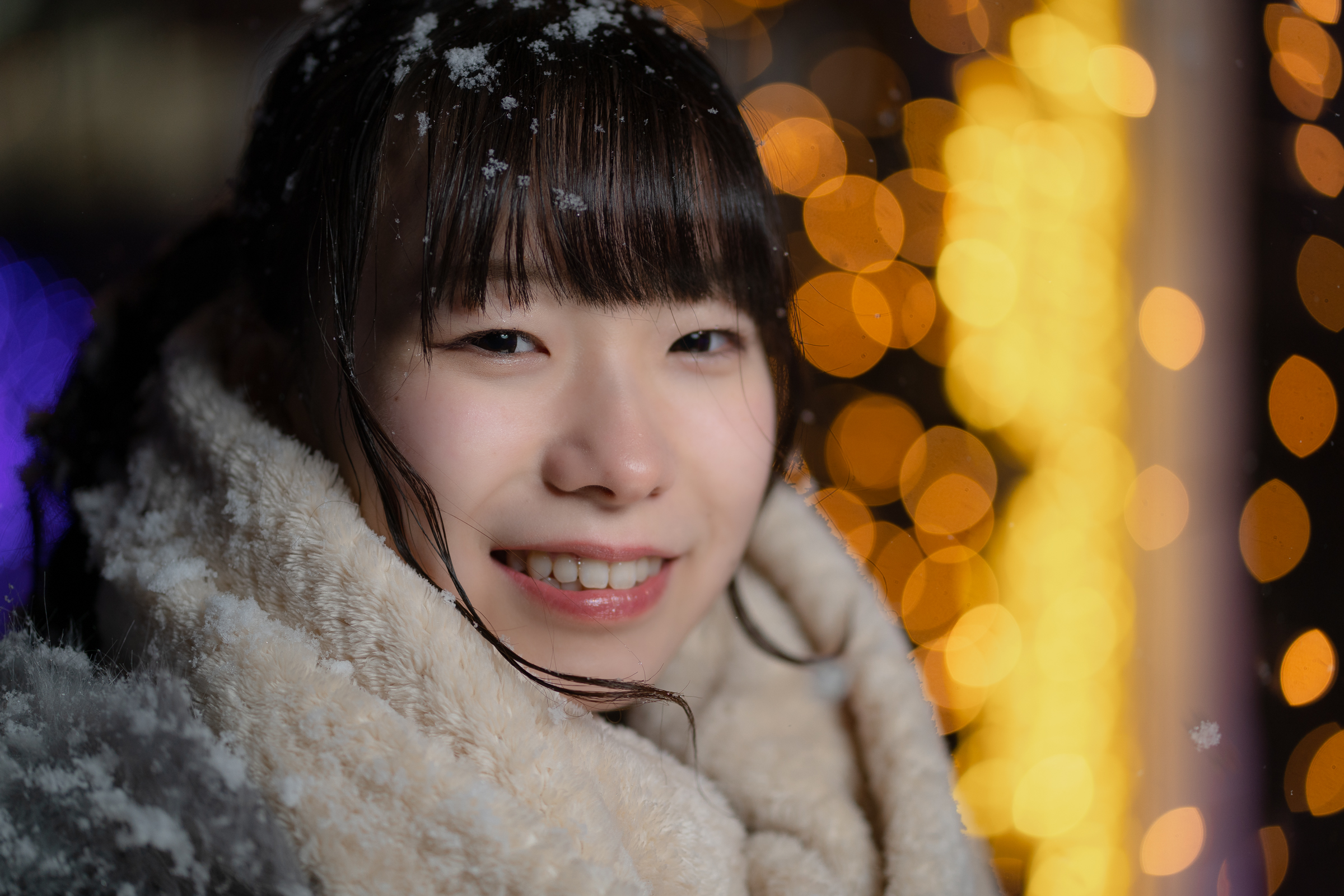 3代目HAPPY少女♪ やよたん ( 藤本やよい ) | モデルプロ撮影会 in 事務所 & イルミネーション