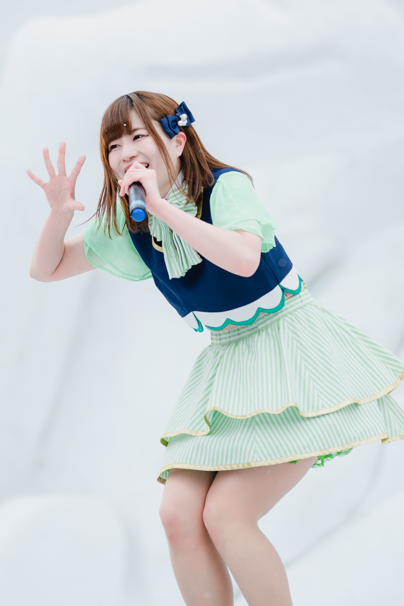 3代目HAPPY少女♪ あゆみ ( 新谷亜由美 ) | 第71回さっぽろ雪まつり