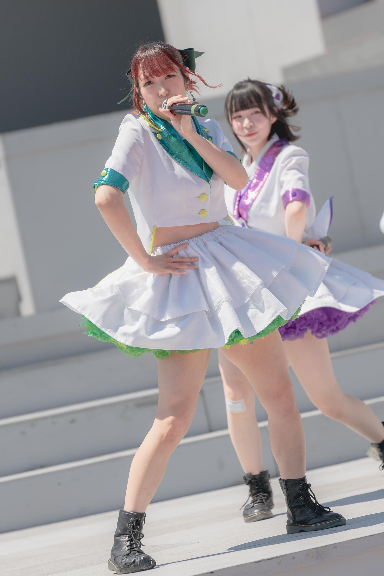 フルーティー♡ おばち ( 小原優花 ) | FES POCKET 2020