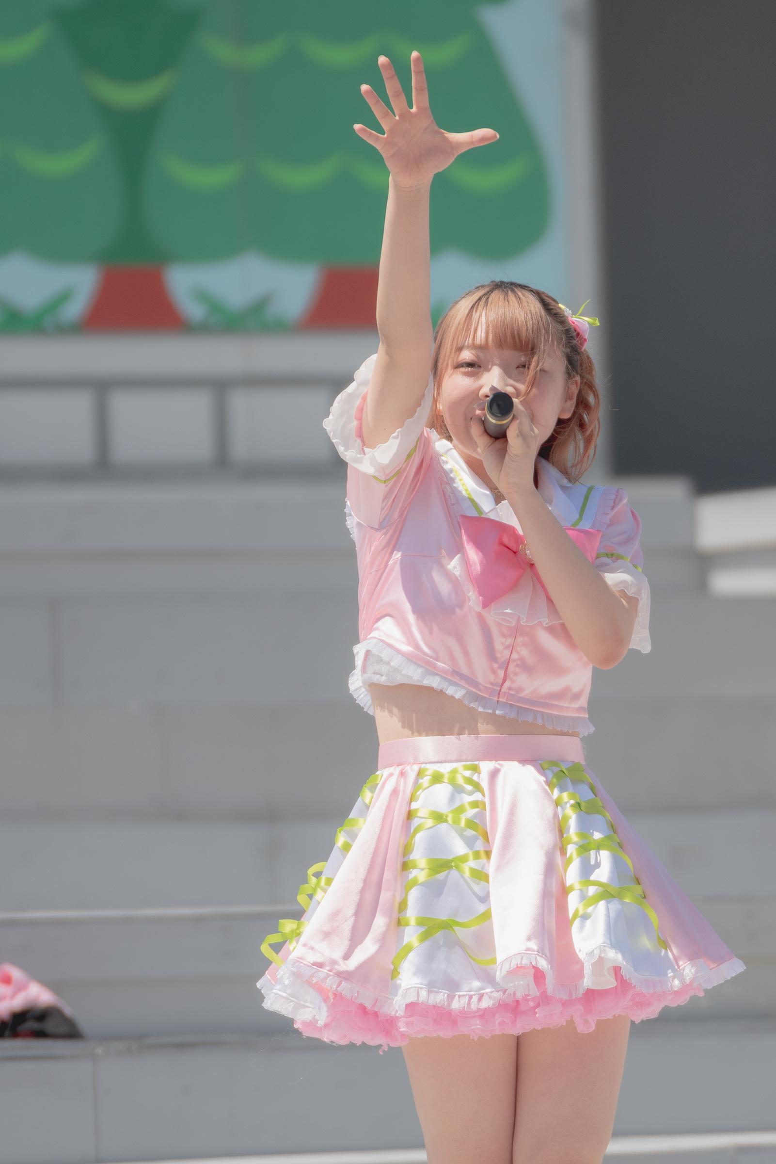 3代目HAPPY少女♪ ななか ( 大野ななか ) | FES POCKET 2020