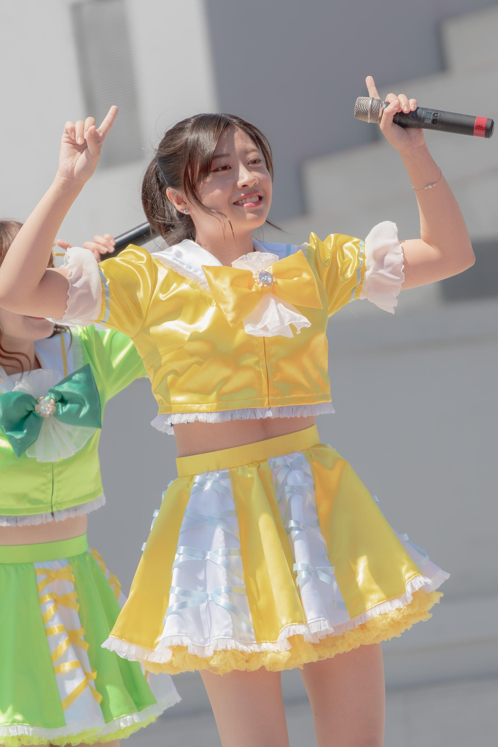 3代目HAPPY少女♪ れいか ( 鳴海れいか ) | FES POCKET 2020