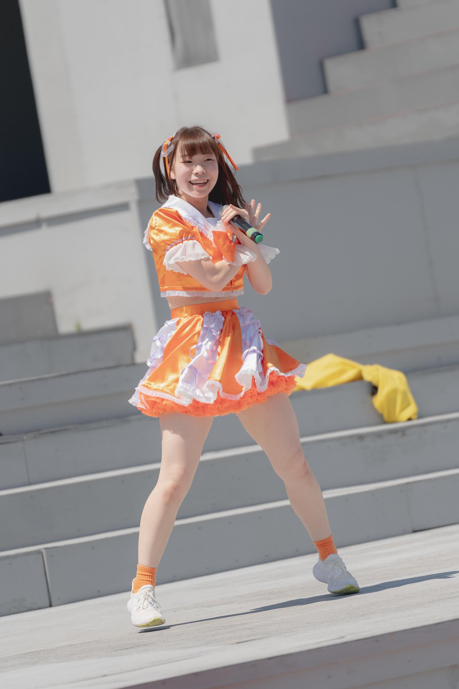 3代目HAPPY少女♪ やよたん ( 藤本やよい ) | FES POCKET 2020