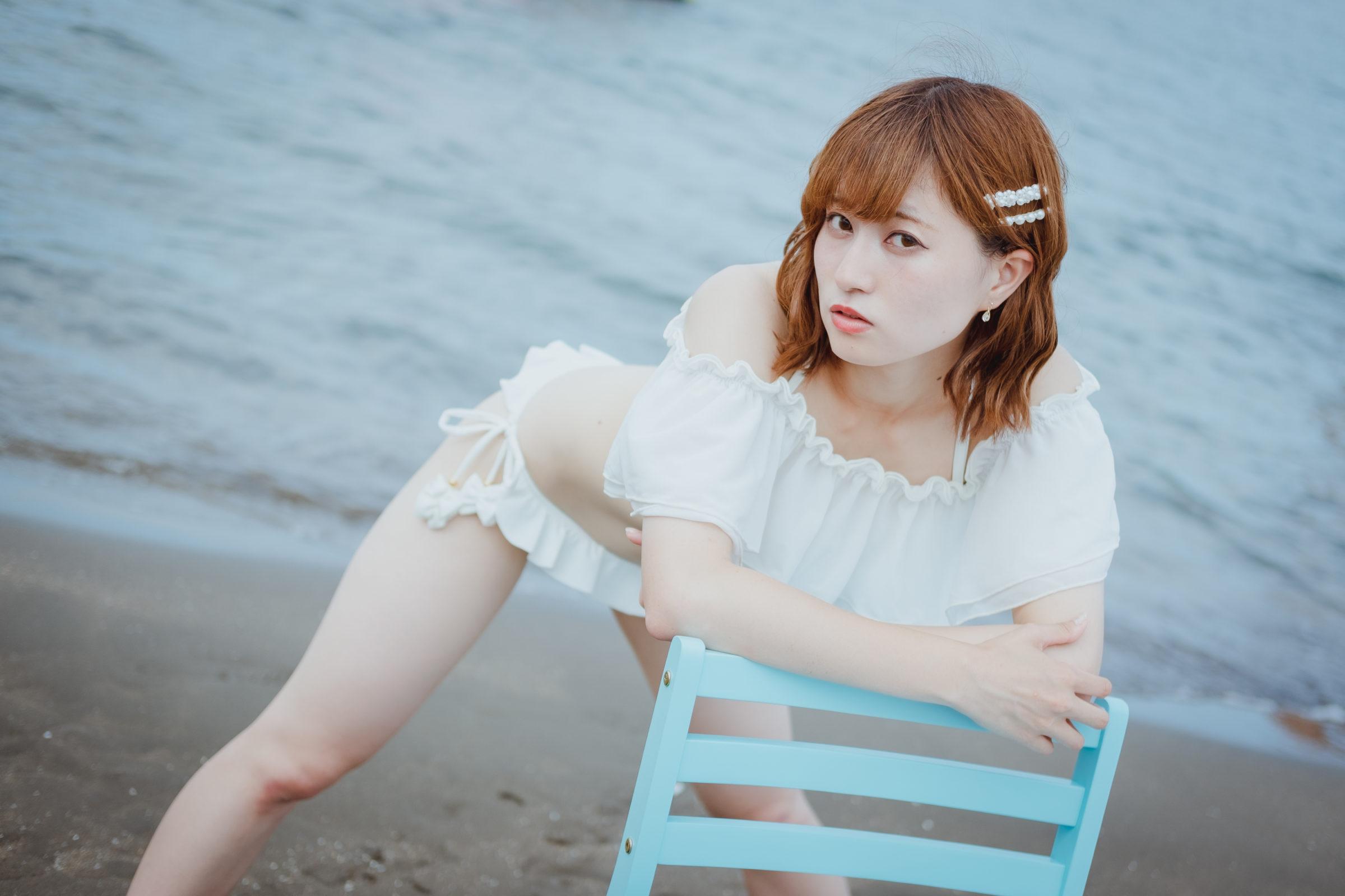 3代目HAPPY少女♪ あゆみ ( 新谷亜由美 ) | ライブプロ海イベント2020水着撮影会