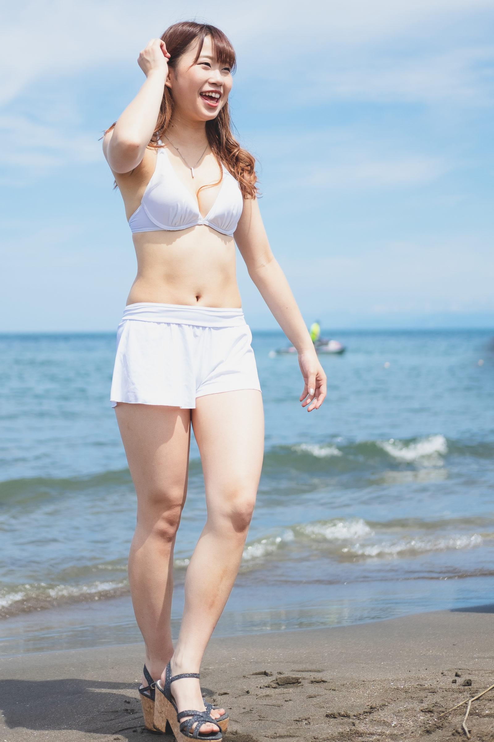 橋本明日香 | ライブプロ海イベント2020水着撮影会