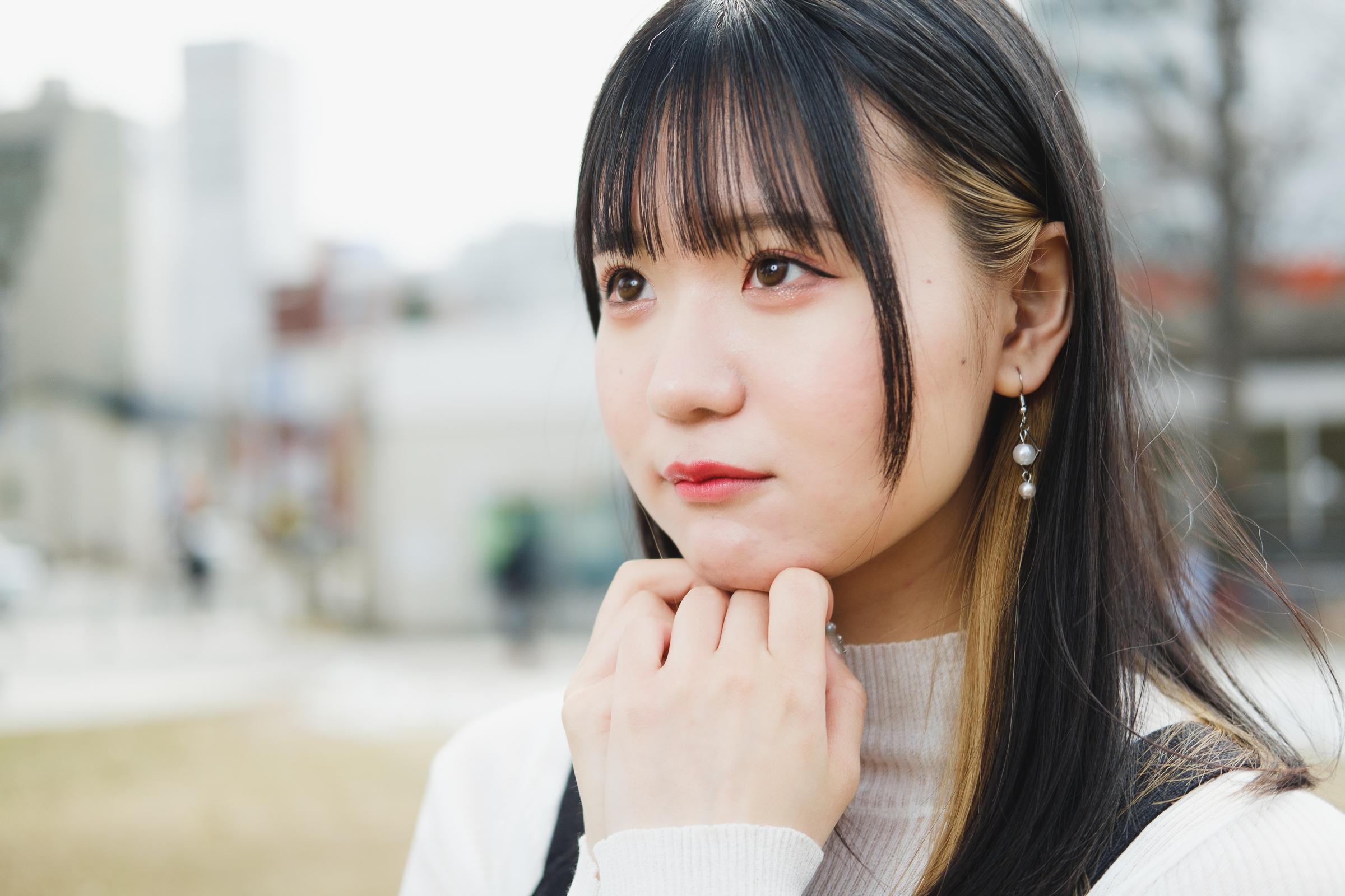 HAPPY少女♪ あやか ( 木村あやか ) | SMP 札幌モデルプロ 撮影会 in 大通公園
