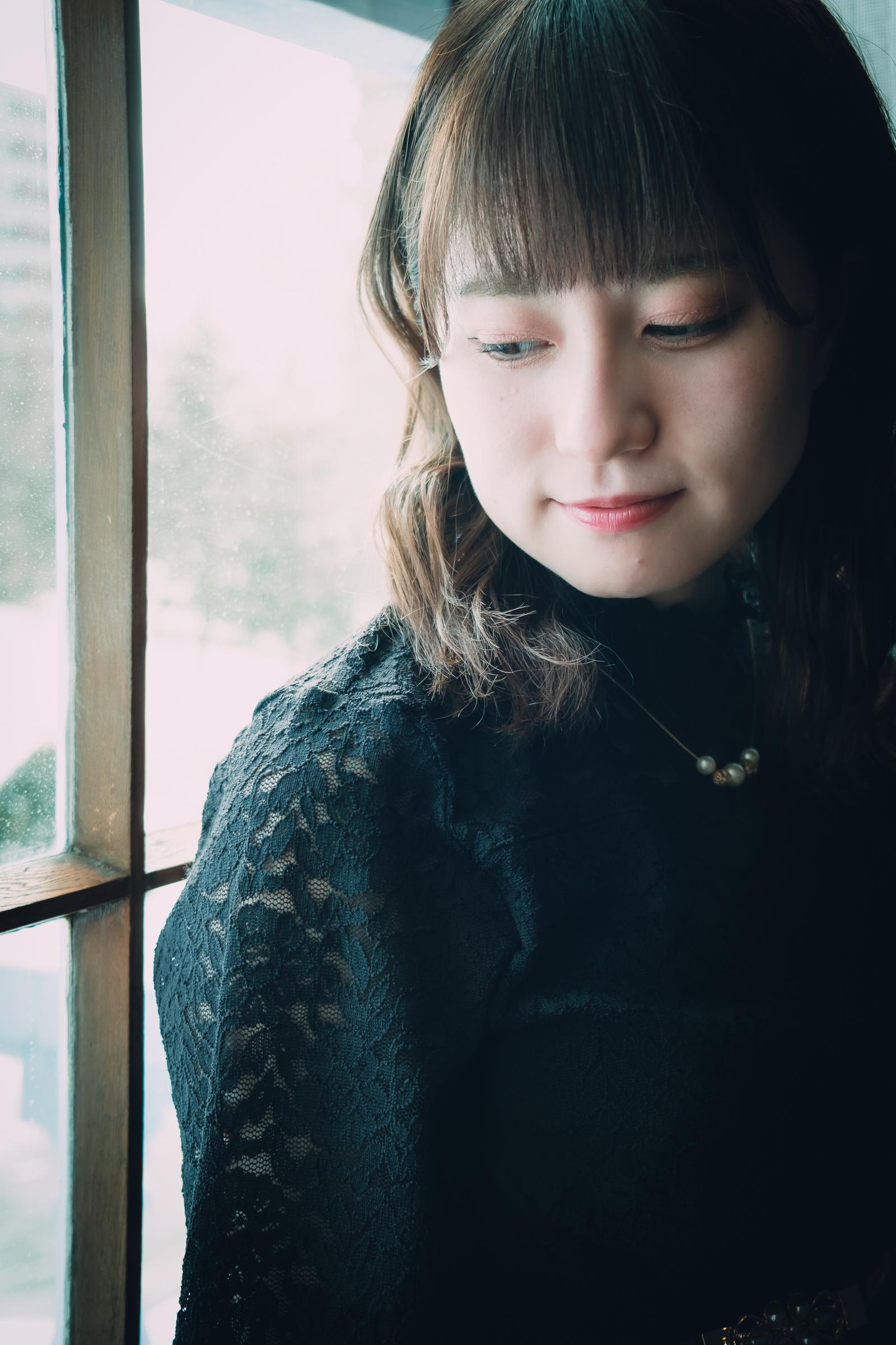HAPPY少女♪ あゆみ ( 新谷亜由美 ) | SMP 札幌モデルプロ 撮影会 in 豊平館
