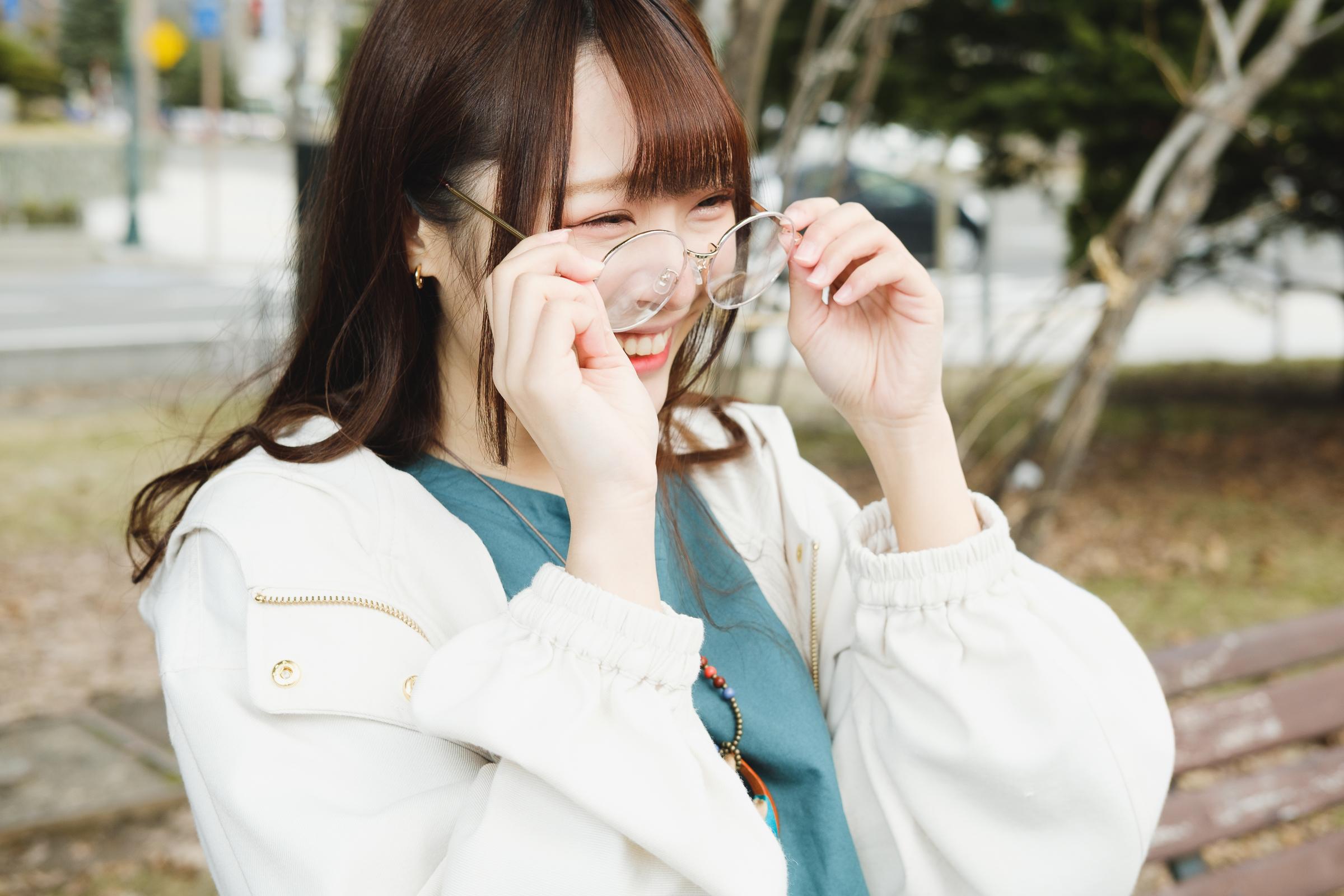 HAPPY少女♪ ちひろ ( 孫田ちひろ )   SMP 札幌モデルプロ 撮影会 in 大通公園