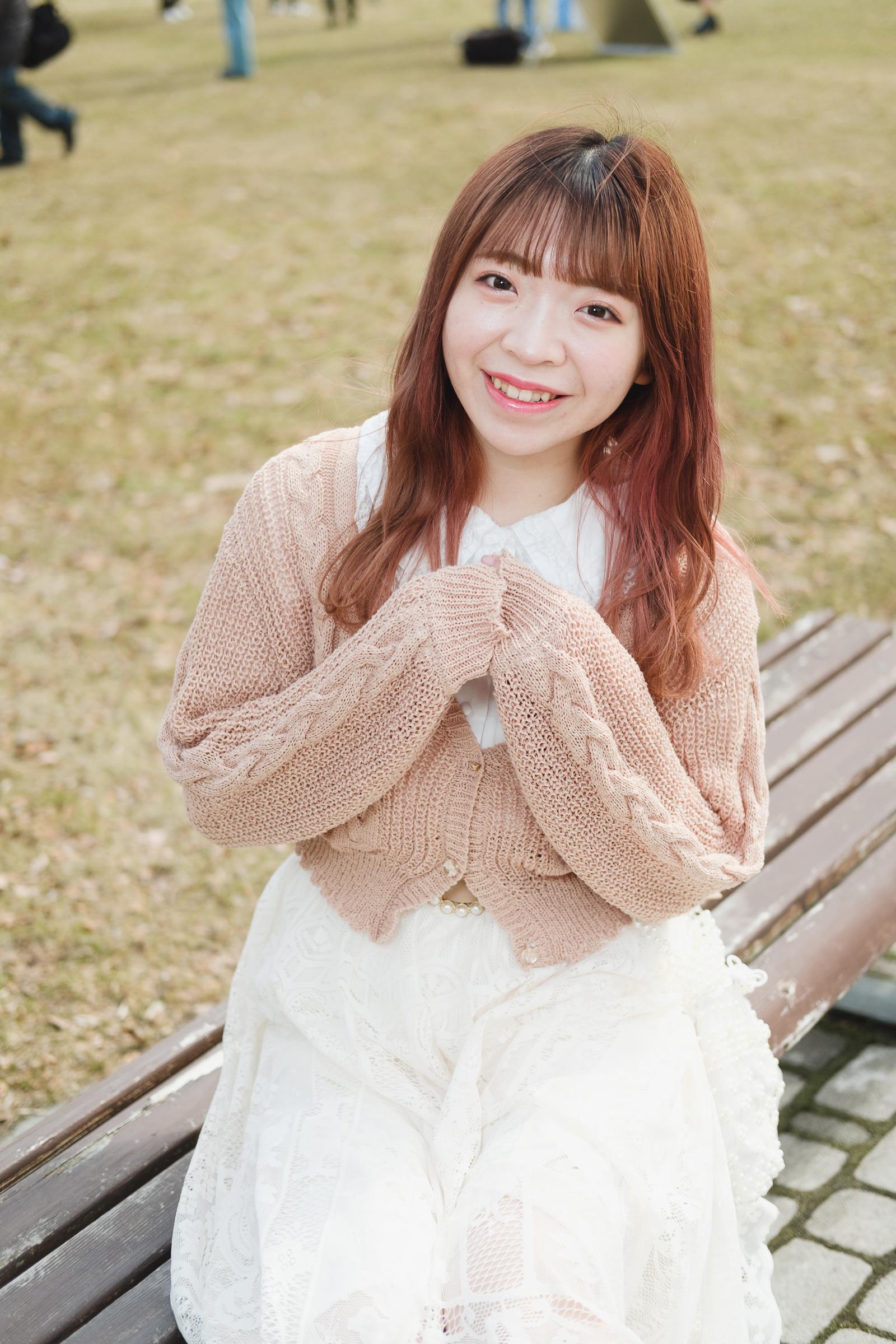HAPPY少女♪ ななか ( 大野ななか ) | SMP 札幌モデルプロ 撮影会 in 大通公園