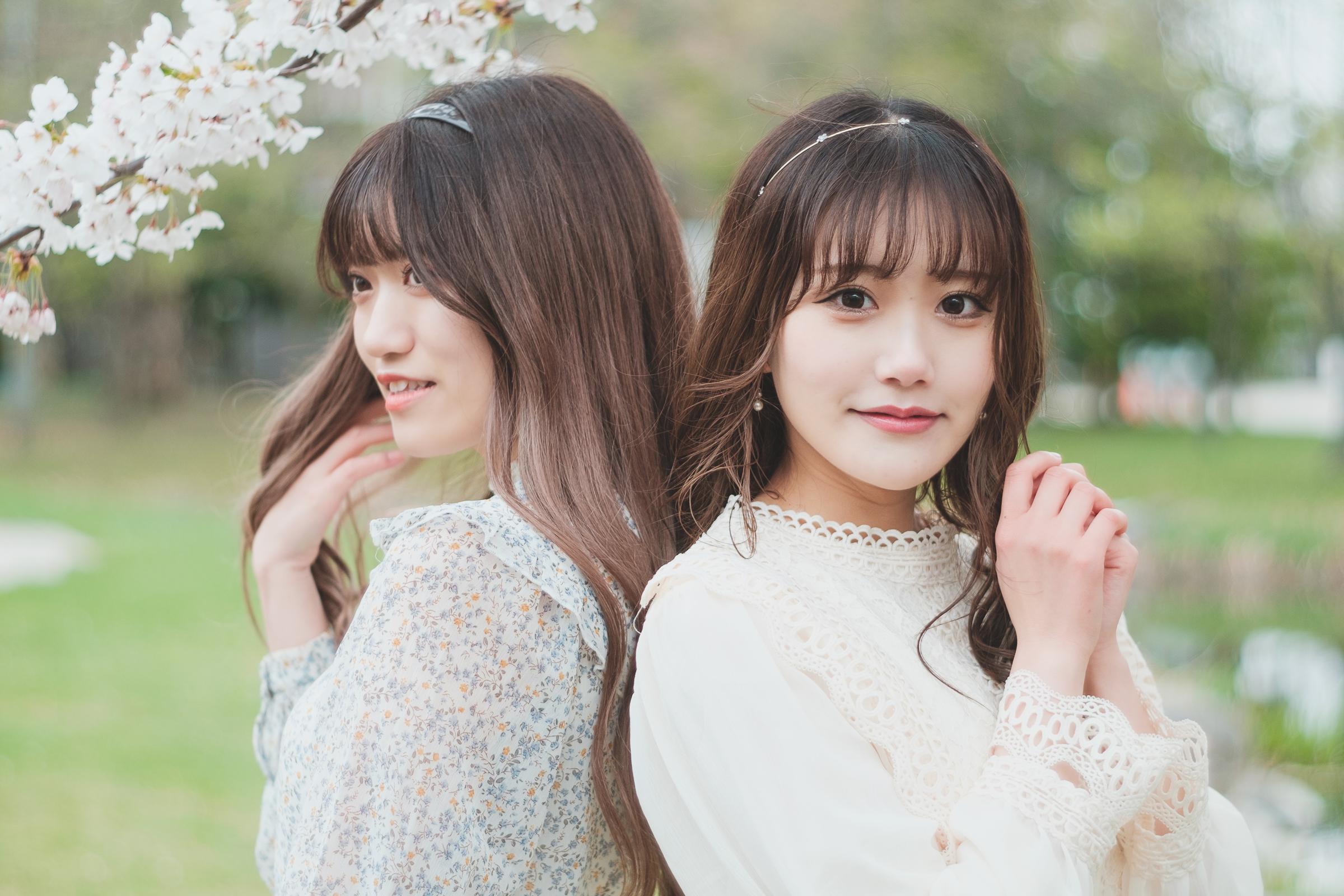 フルーティー♡ まほ ( 本間真帆 ) | SMP 札幌モデルプロ「桜」撮影会 at 中島公園