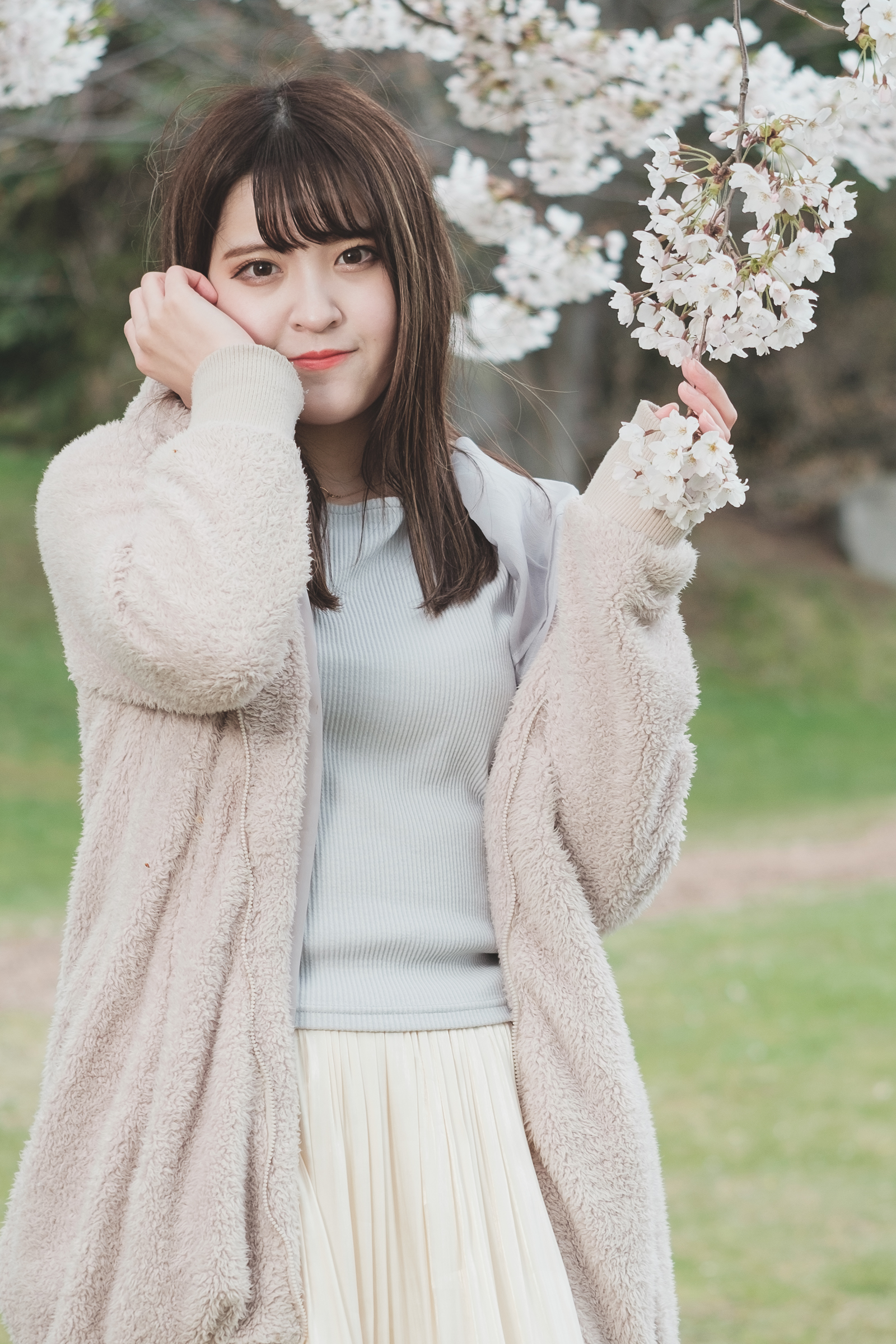 POPPING☆SMILE ゆうか ( 瀬川優香 ) | SMP 札幌モデルプロ「桜」撮影会 at 中島公園