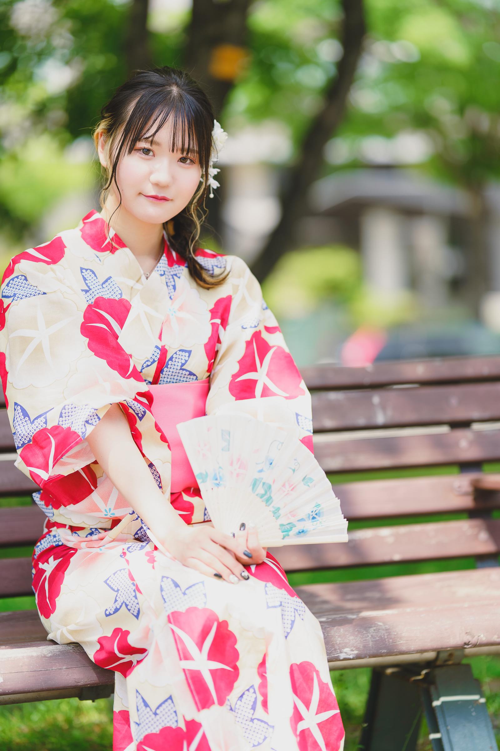 HAPPY少女♪ あやか ( 木村あやか )   SMP 札幌モデルプロ 浴衣撮影会