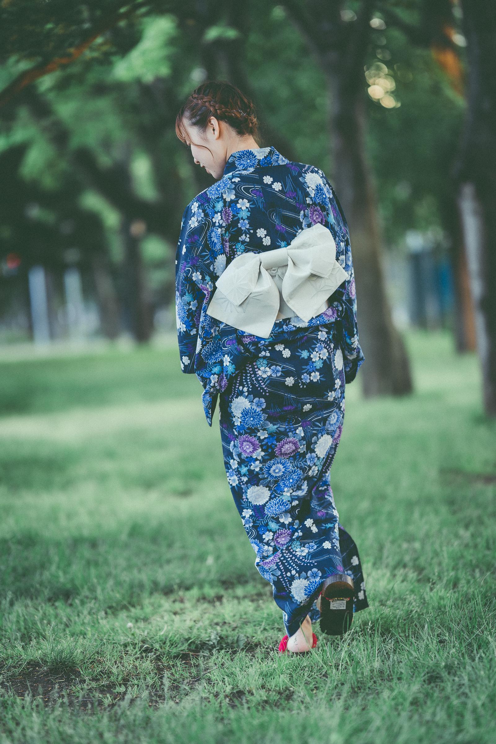 HAPPY少女♪ やよたん ( 藤本やよい ) | SMP 札幌モデルプロ 浴衣撮影会