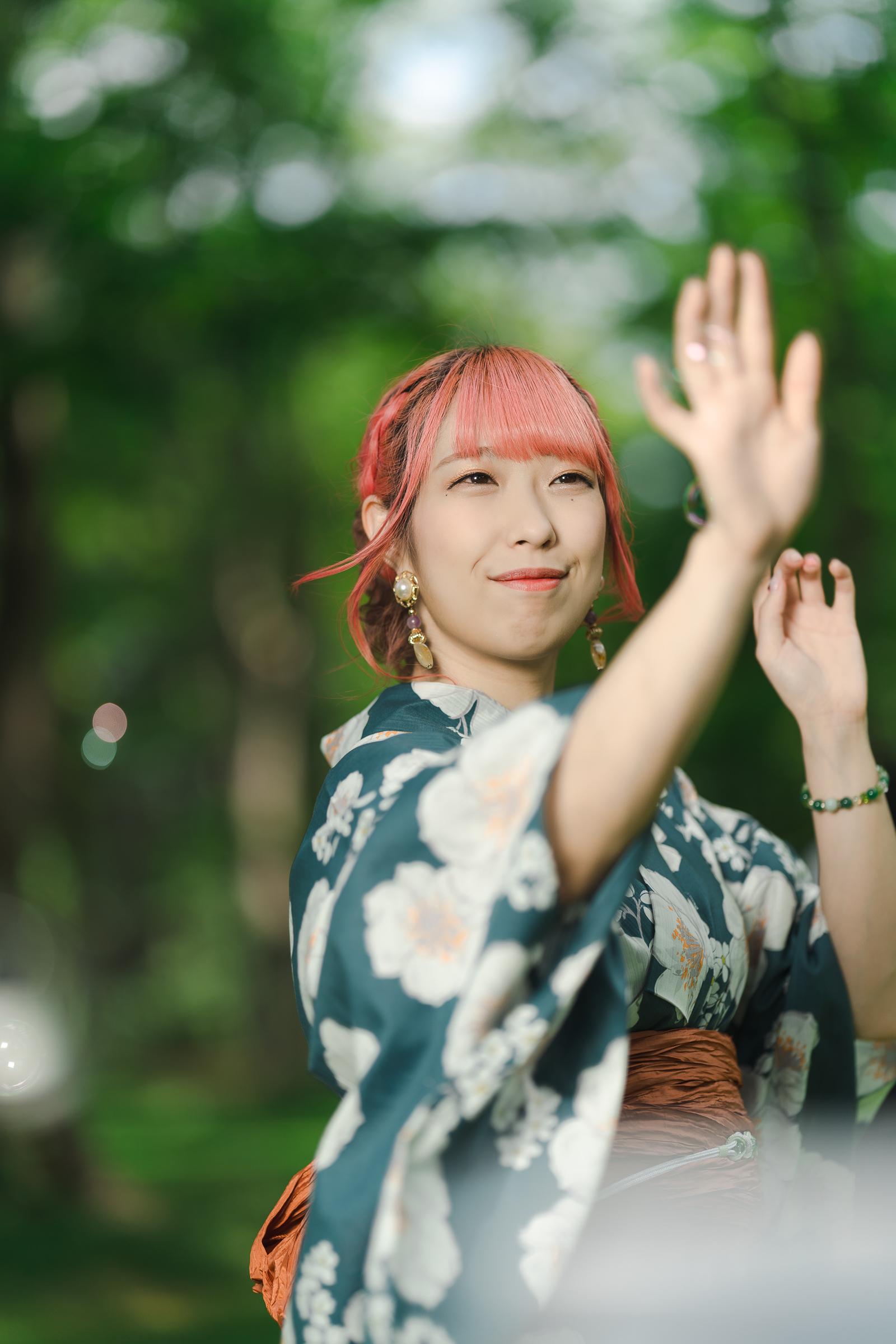 フルーティー♡/FEAM おばち ( 小原優花 )   SMP 札幌モデルプロ撮影会