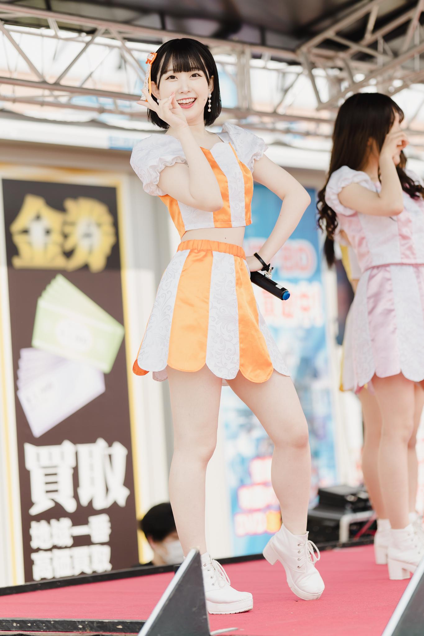 フルーティー♡ えま ( 矢上愛麻 )   お宝百貨店万代藤野店「SUMMER FESTIVAL 2021」1日目