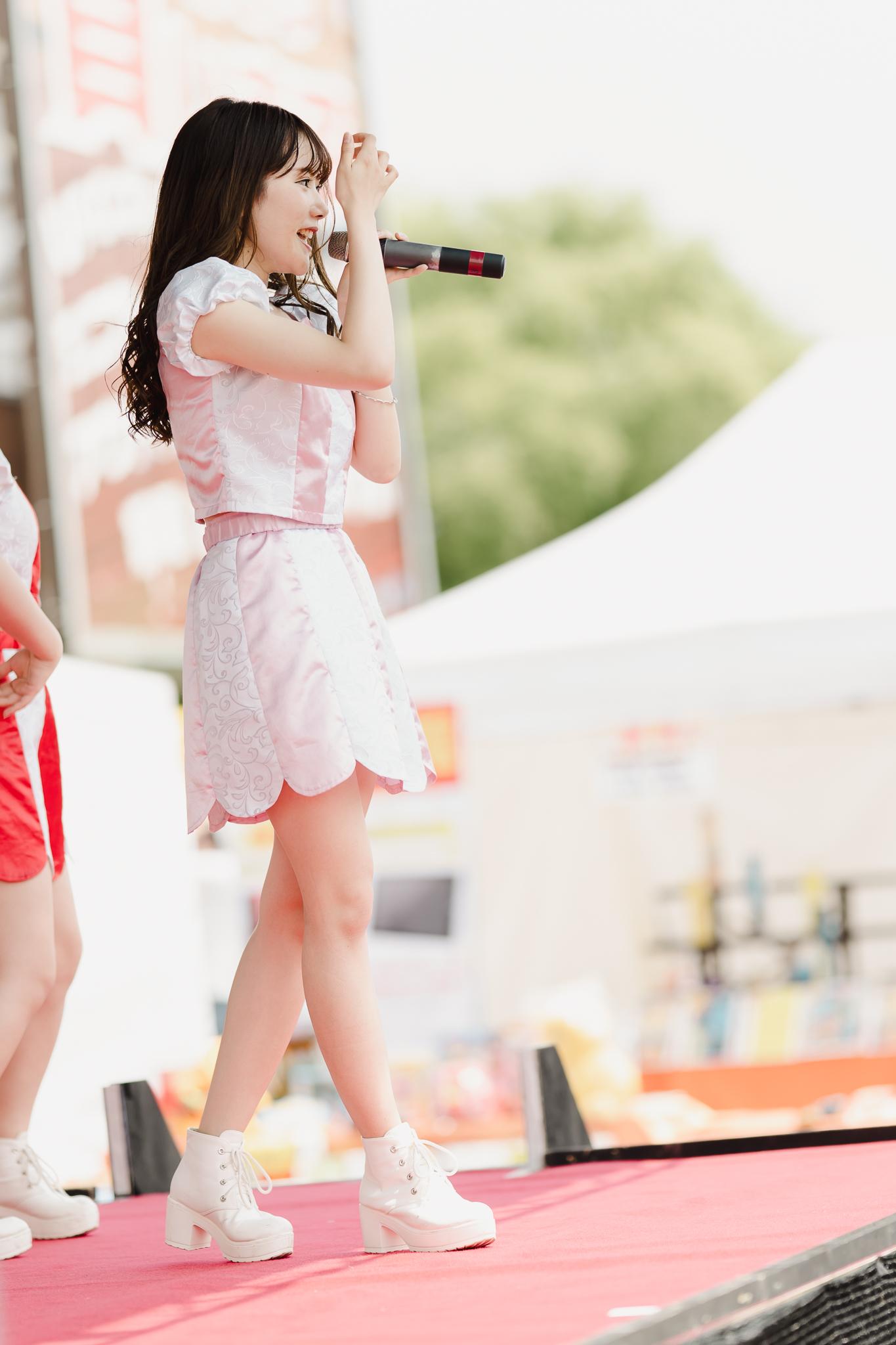 フルーティー♡ まほ ( 本間真帆 )   お宝百貨店万代藤野店「SUMMER FESTIVAL 2021」1日目