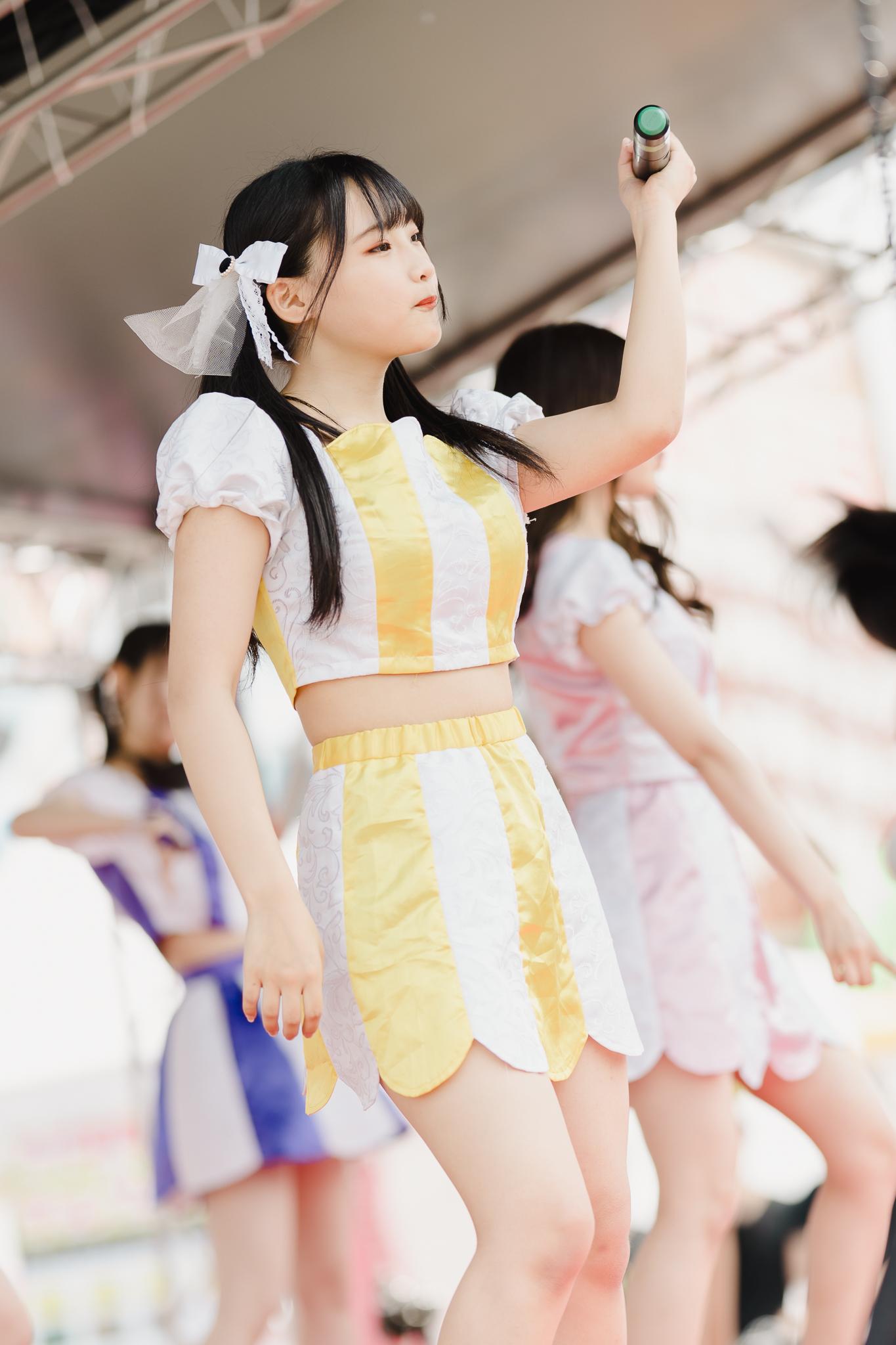 フルーティー♡ りん ( 谷本りん )   お宝百貨店万代藤野店「SUMMER FESTIVAL 2021」1日目